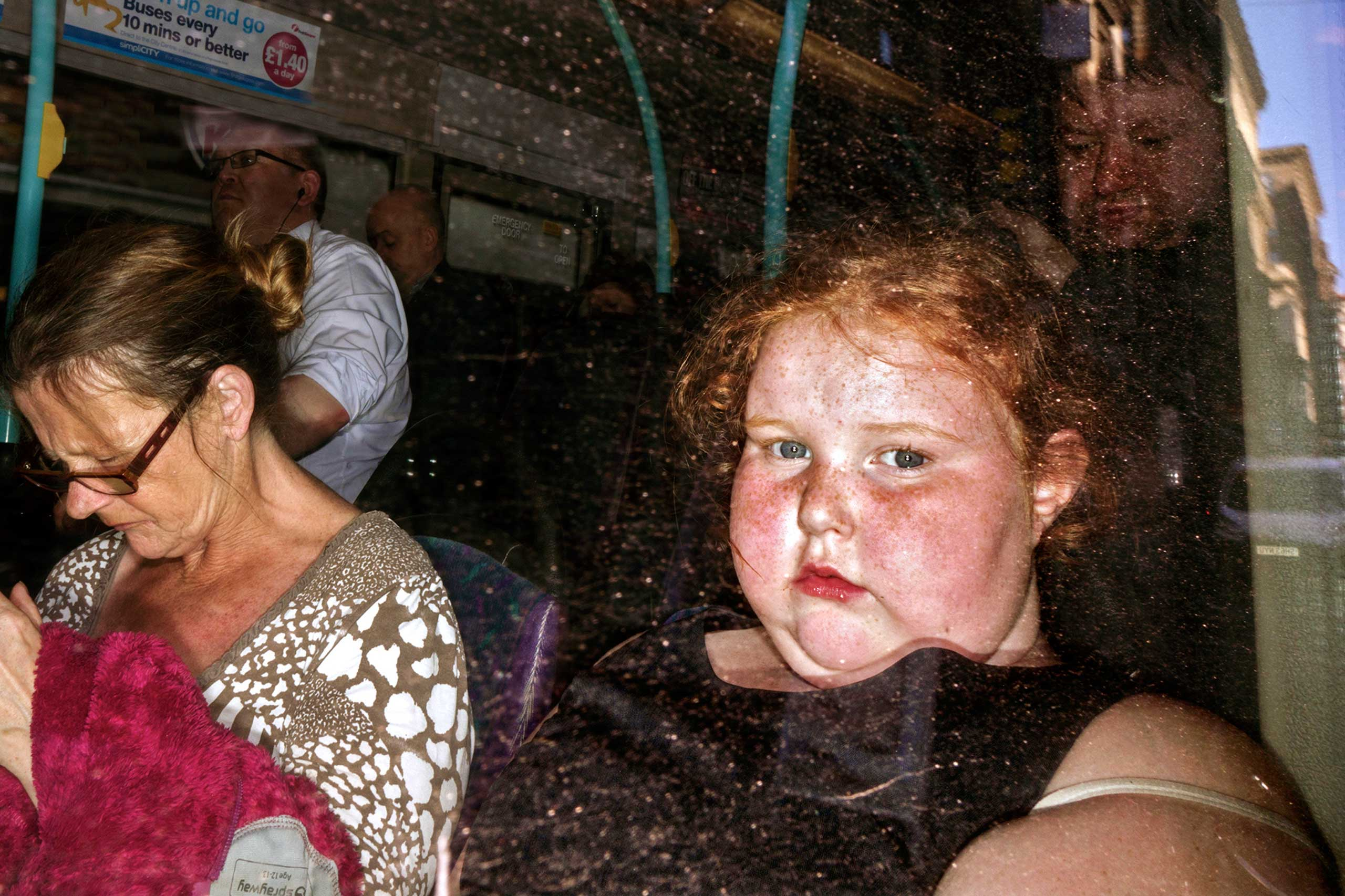 Nominated in the Portraiture category. Dougie Wallace's work on a Glasgow community and the day-to-day lives of its inhabitants.