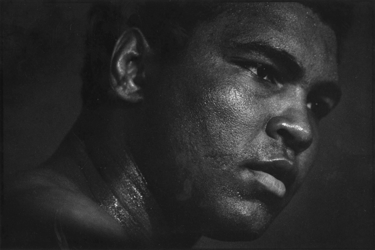 Ali in Washington, D.C., 1976                               Diana Walker:  I was just starting out as a freelance photographer when I took this picture of Ali — or was he Cassius Clay then? It was April 1976. I knew nothing about boxing. I had never photographed a boxer. I knew nothing. I just knew, when I saw him that day in the ring and heard him declare he could 'float like a butterfly, sting like a bee,' that he was a true star: he had it all over him. He was sparring for the press, talking in rhymes about his upcoming fight with Jimmy Young. I was there with a great friend who was doing a freelance piece for the Village Voice. You could say neither of us was very experienced or seasoned ... maybe not knowing the rules very well helped us get closer to Muhammad Ali! Diana Walker is longtime contributor to TIME magazine.