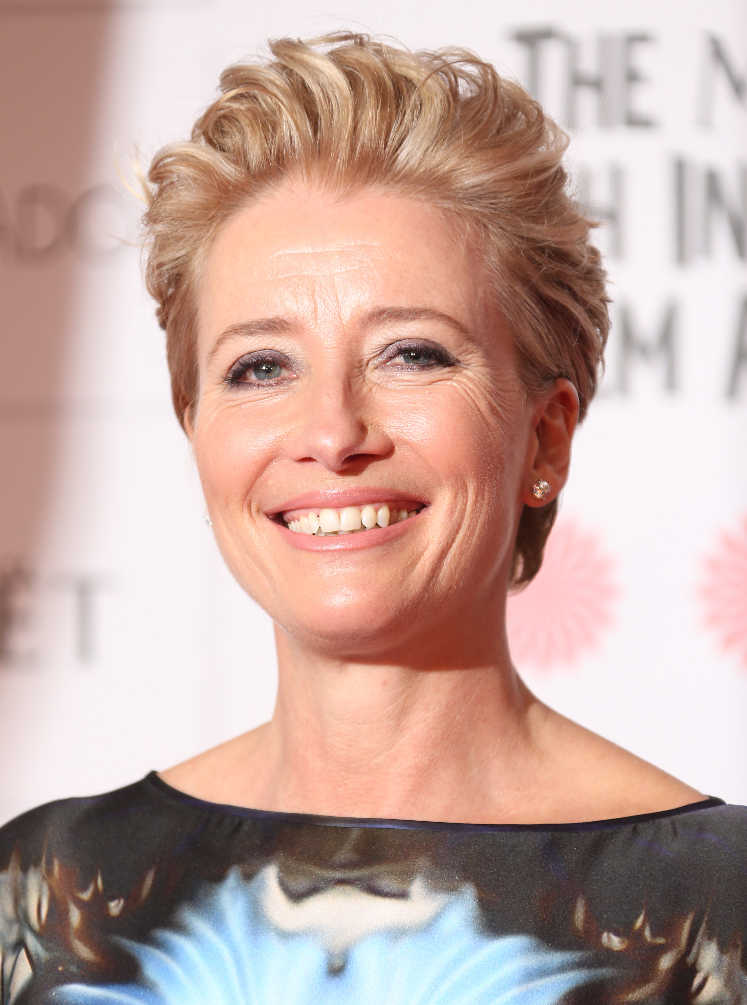 Actress Emma Thompson arrives for the British Independent Film Awards at Old Billingsgate Market in central London, Sunday, Dec. 7, 2014.
