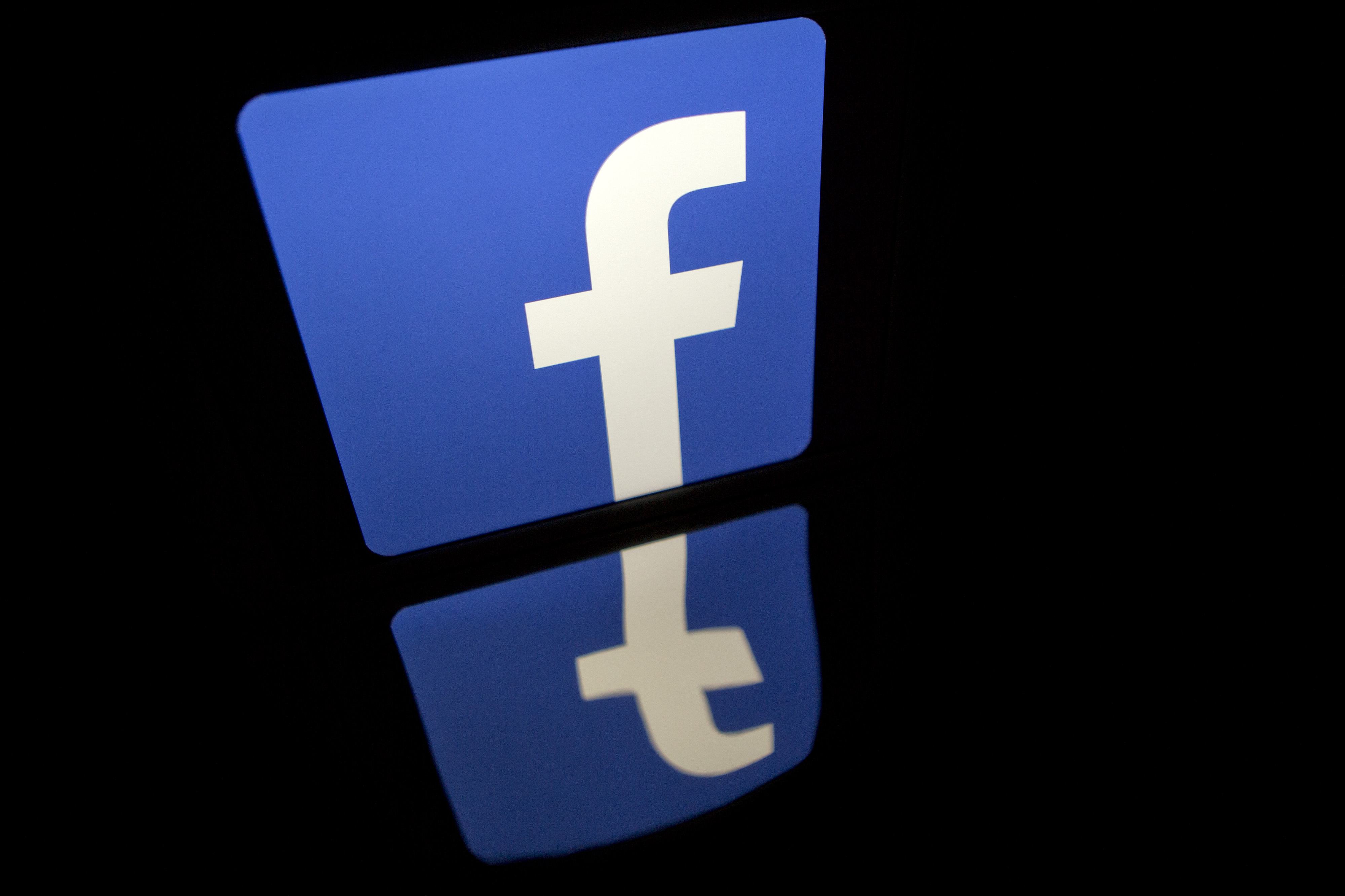 When you facebook with happens in sign What are
