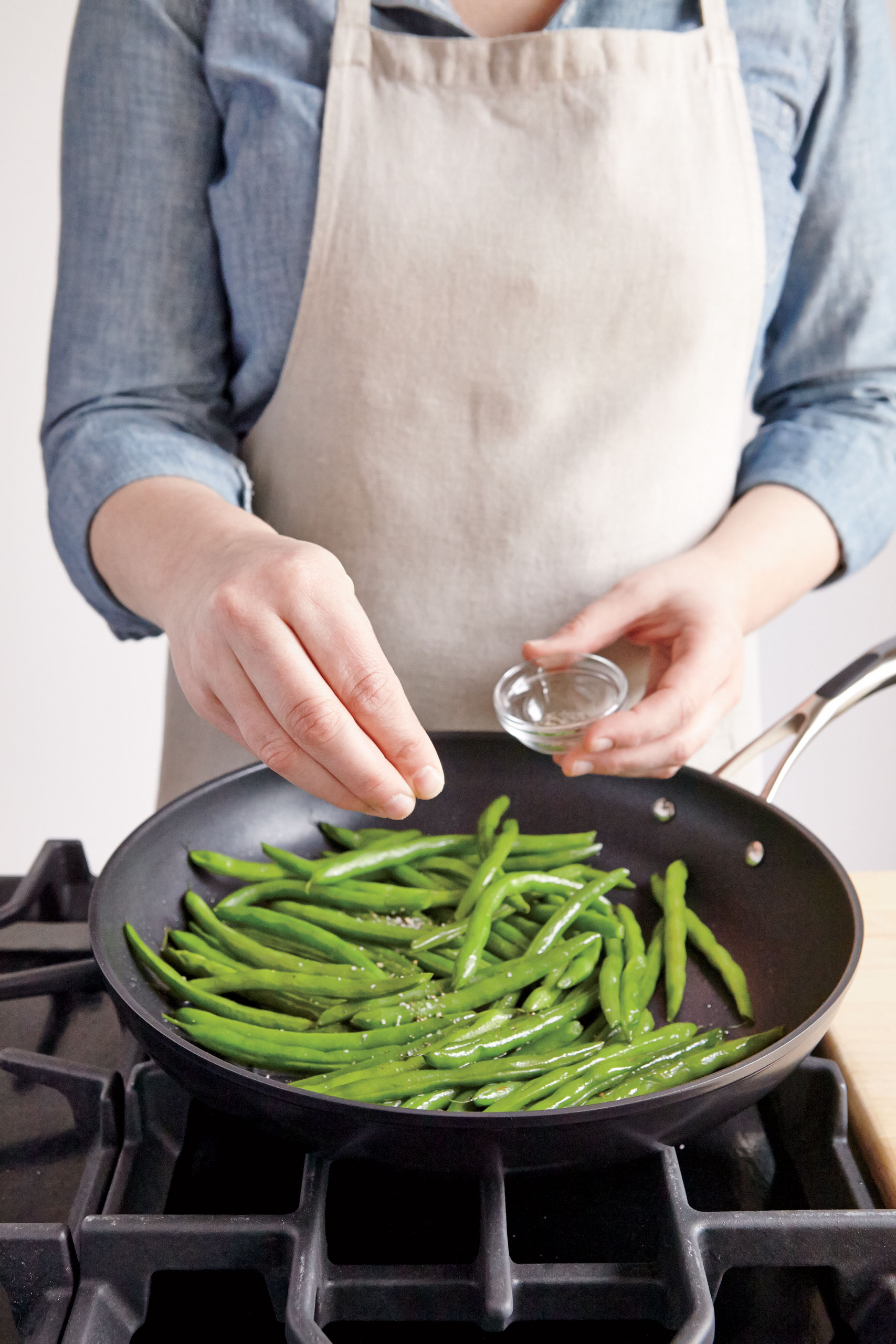 Flotus Michelle Obama Recipes: Green Beans