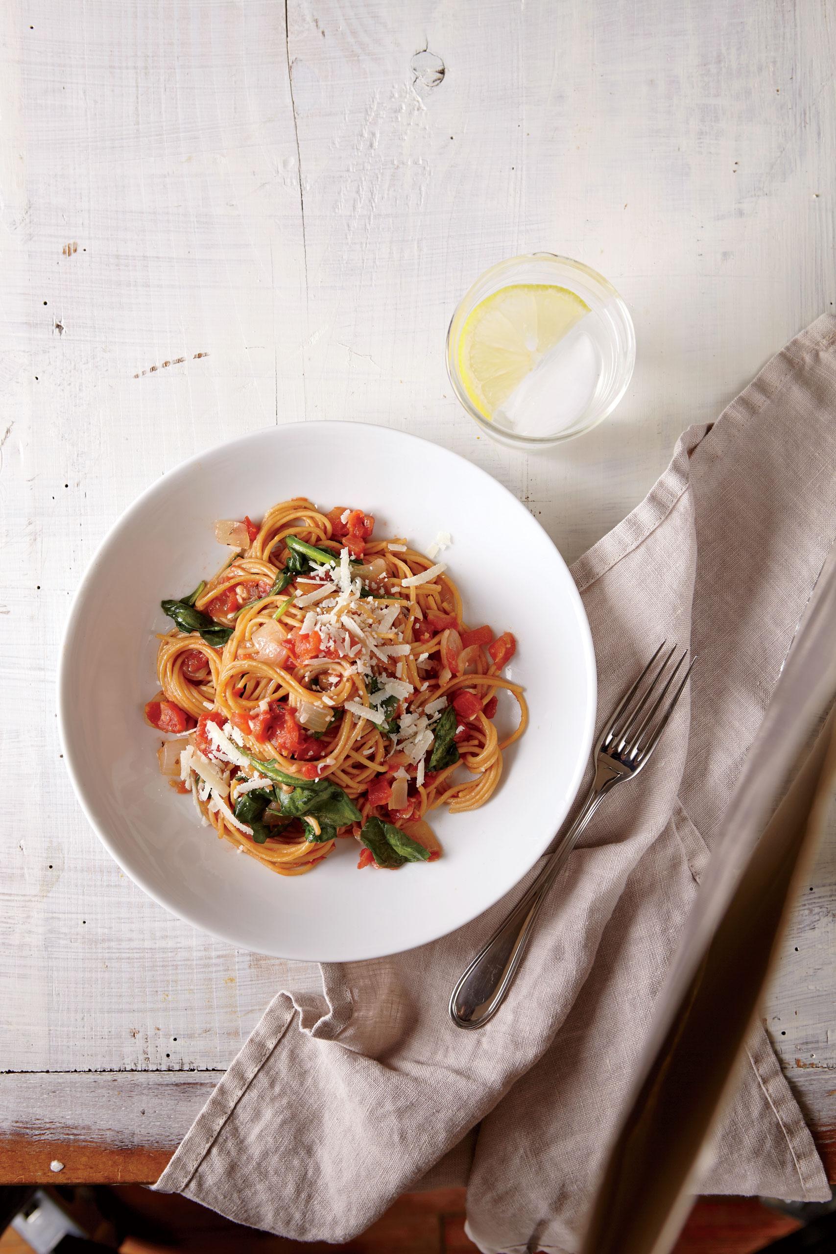 Flotus Michelle Obama Recipes: Pasta