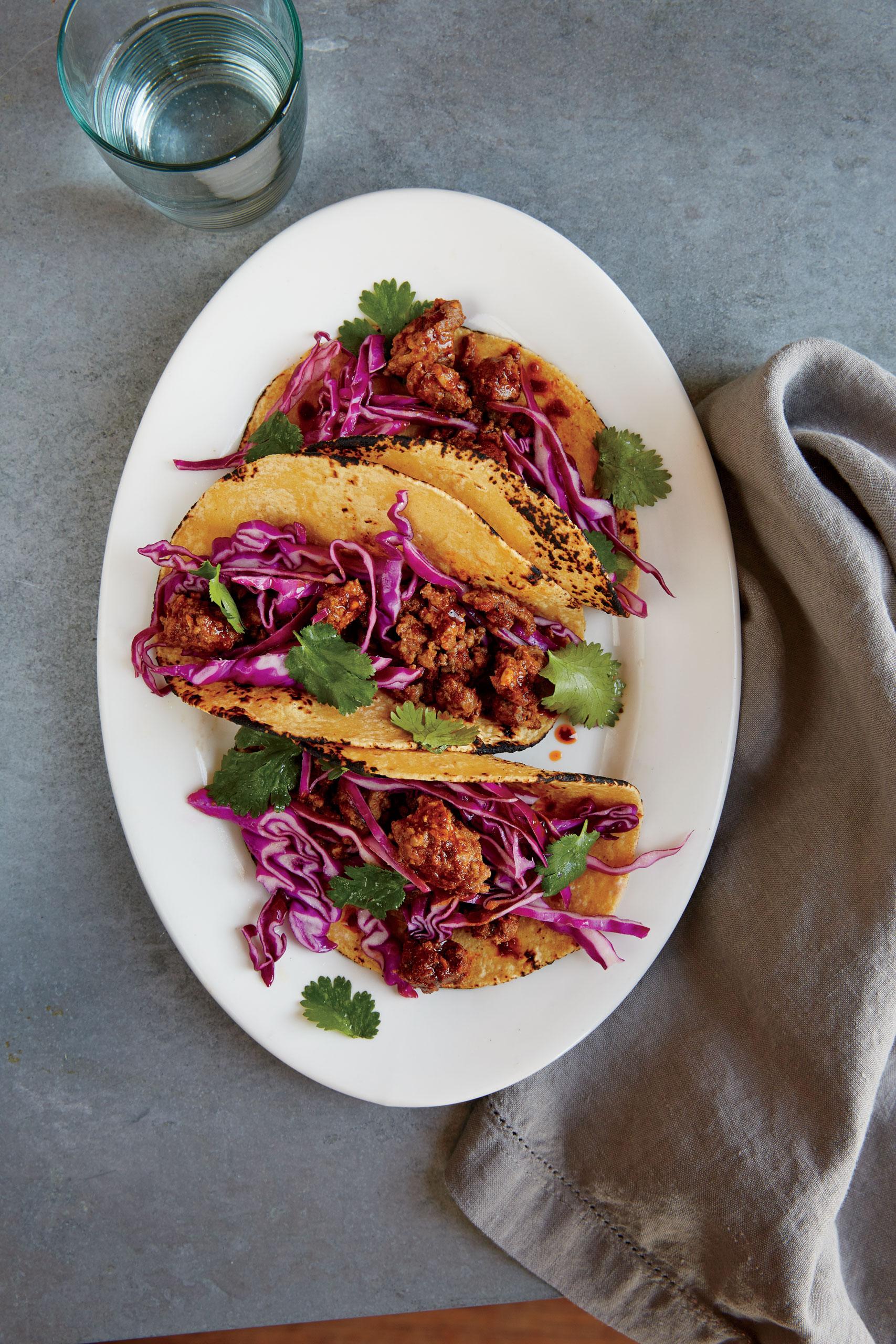 Flotus Michelle Obama Recipes: Tacos
