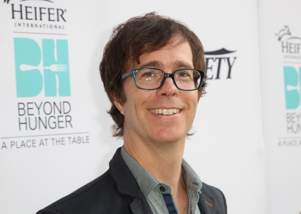 Singer-songwriter Ben Folds attends a gala at Montage Beverly Hills on Aug. 22, 2014