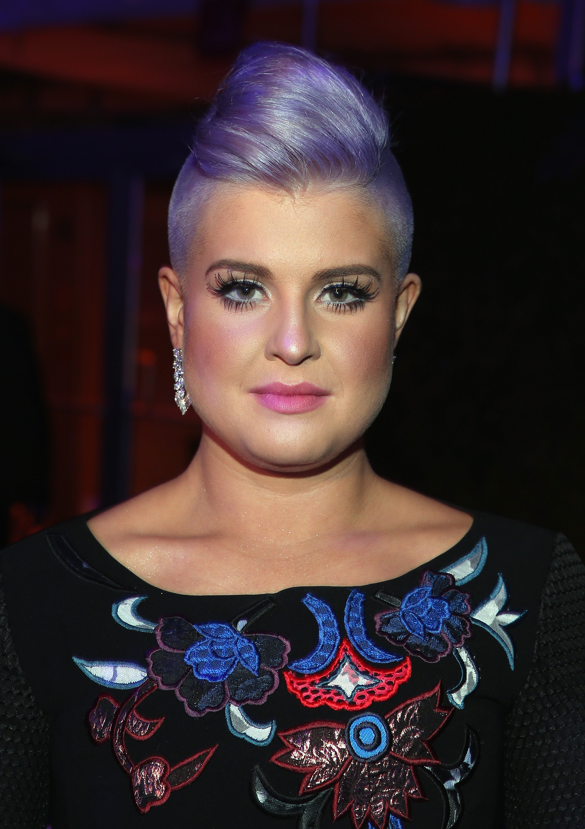 Kelly Osbourne at the 23rd Annual Elton John AIDS Foundation Academy Awards Viewing Party on February 22, 2015 in Los Angeles, California.