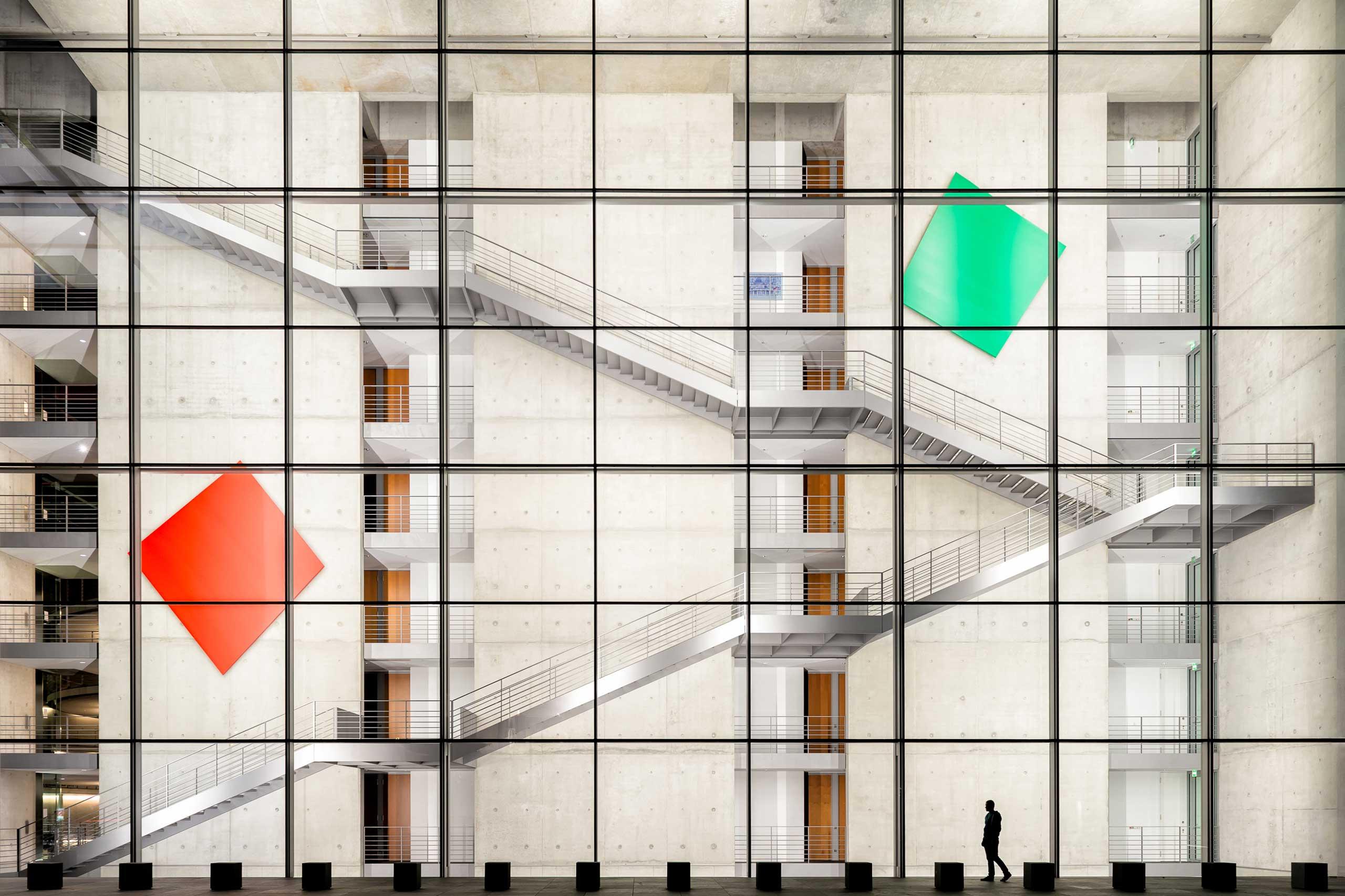 Nominated in the Architecture category. Jürgen Schrepfer's work on architecture in Berlin.