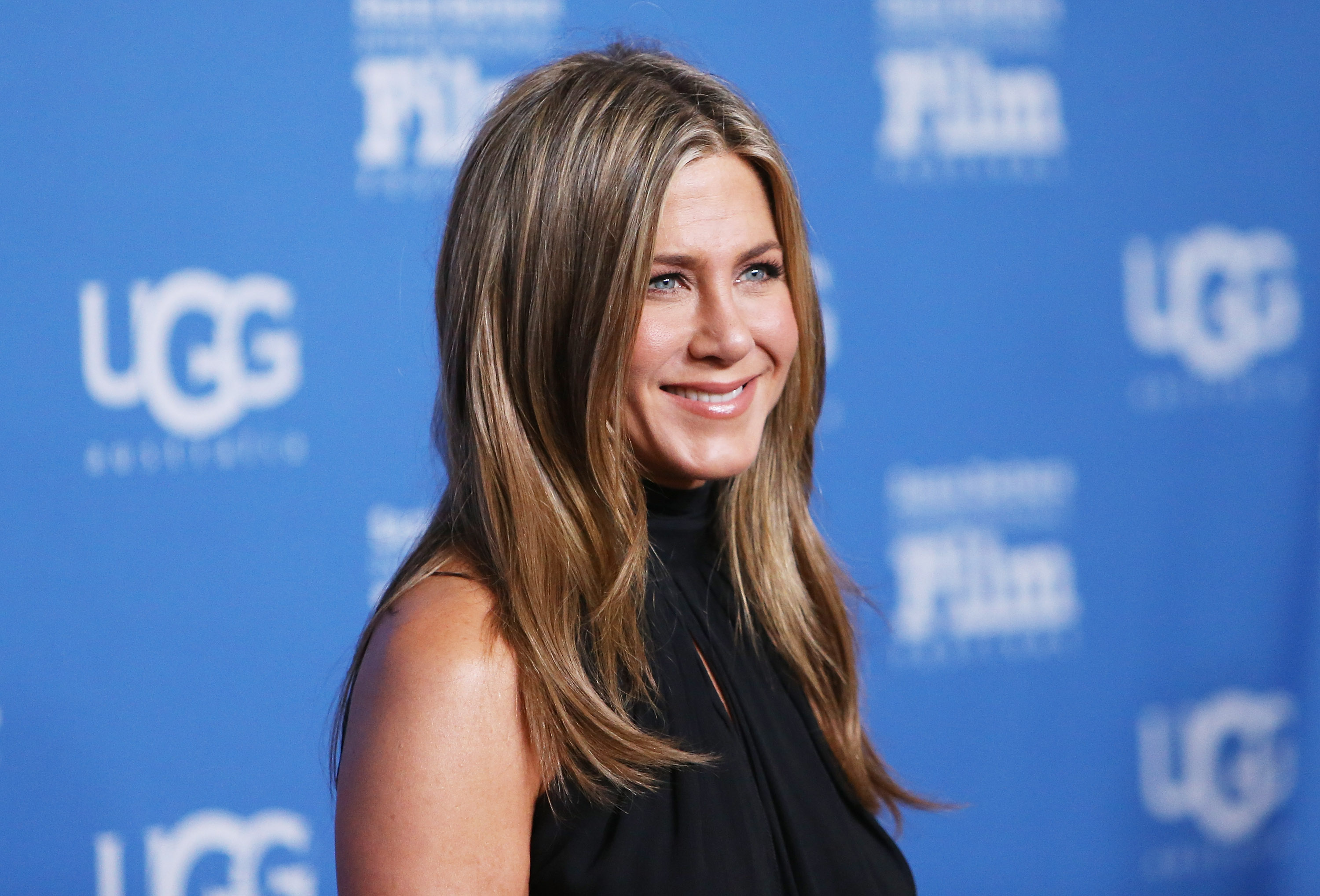 Jennifer Aniston arrives at the 30th Santa Barbara International Film Festival - Montecito Award held at Arlington Theatre on Jan. 30, 2015 in Santa Barbara, Calif.