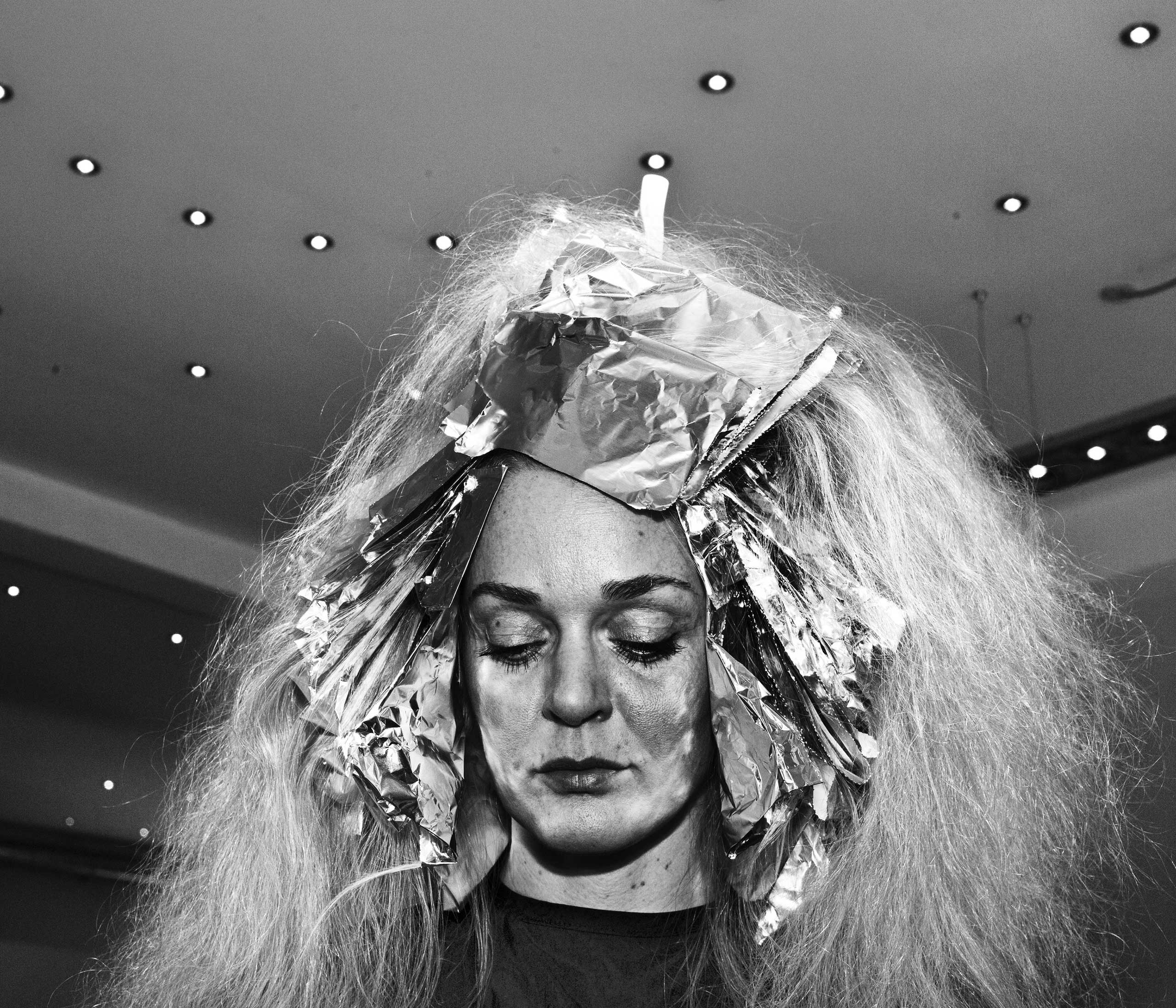 Nominated in the Portraiture category. Jens Juul work on Copenhagen's hair salons.