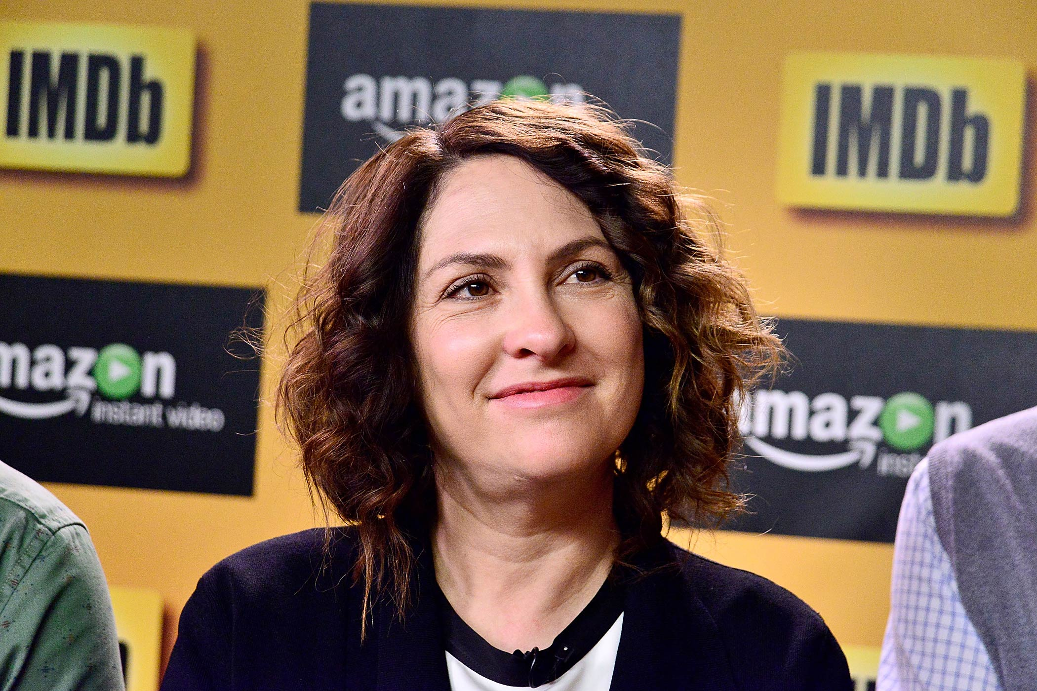 Jill Soloway attends the IMDb & Amazon Instant Video Studio on Jan. 26, 2015 in Park City, Utah.