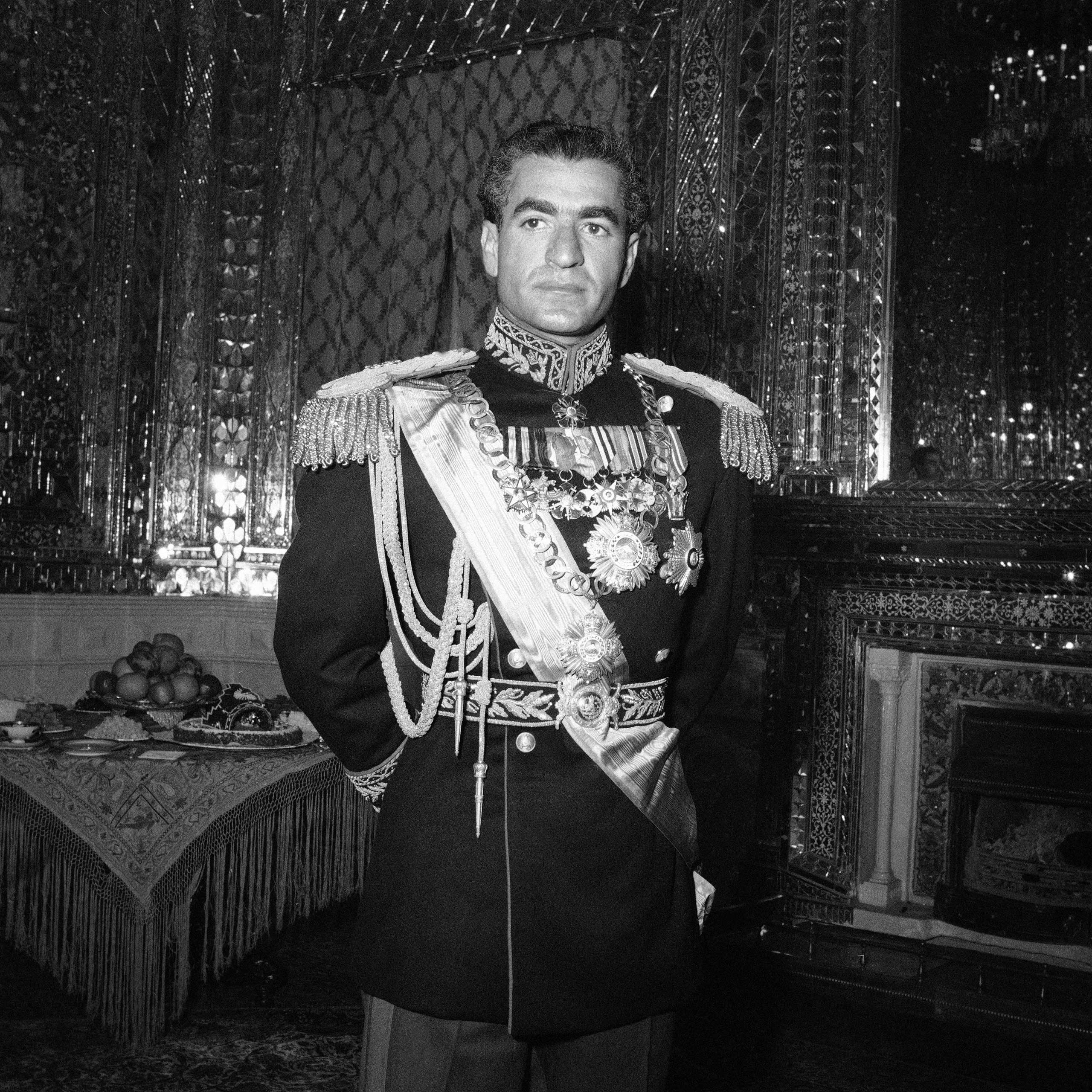 <b>Mohammad Reza Shah Pahlavi</b>, Shah of Iran, addressed Congress on April 12, 1962. He was deposed in 1979. No Iranian leader has addressed a joint session since.