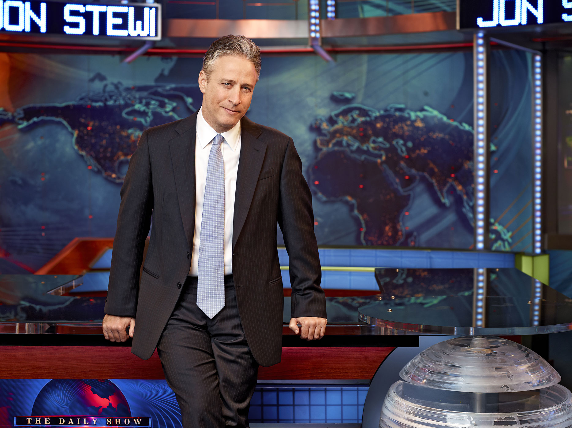 Jon Stewart announces his retirement for the end of 2015.
