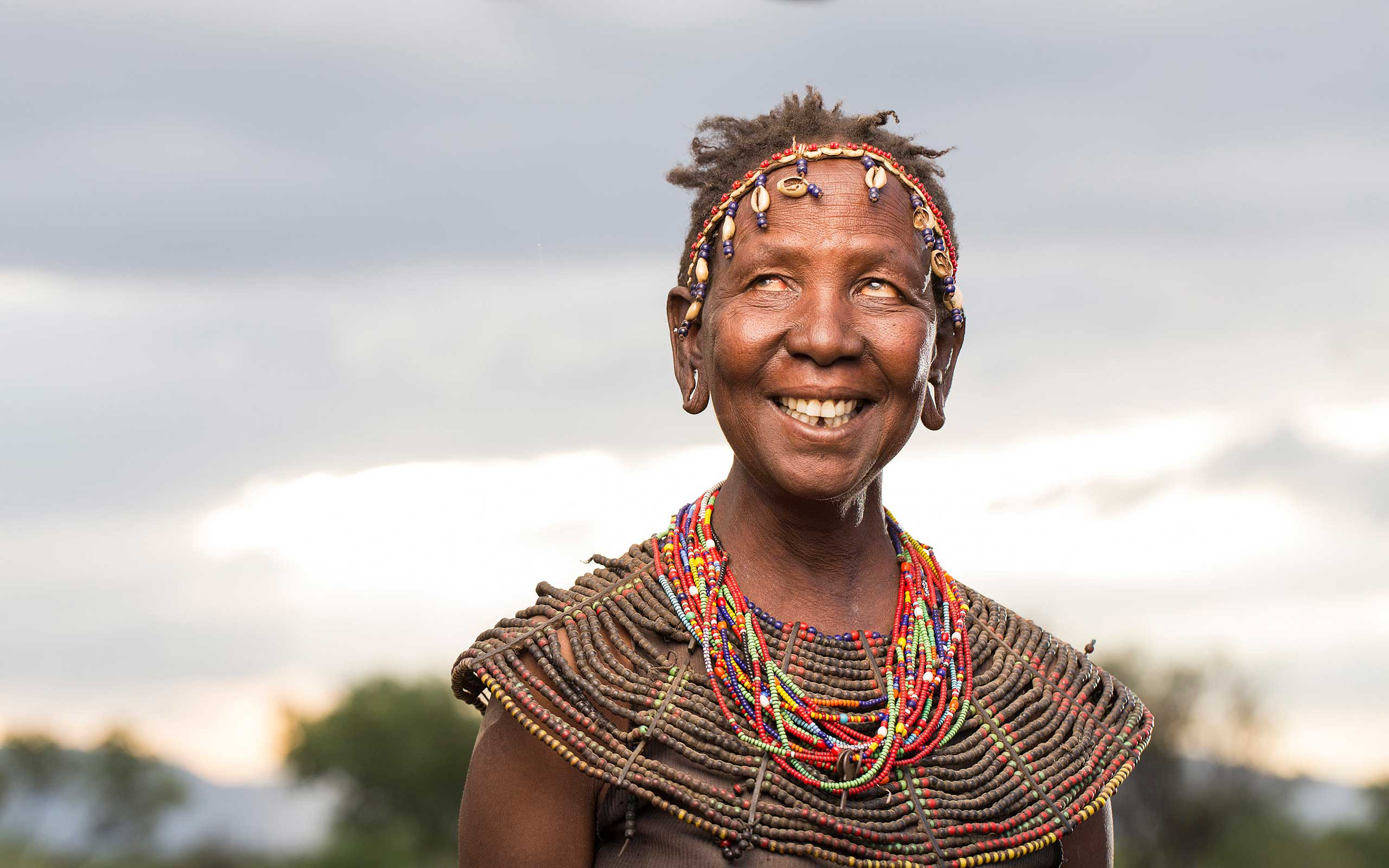 Nominated in the Smile category. Joseph Makeni's work on the Pokot Village in Bogoria, Kenya.