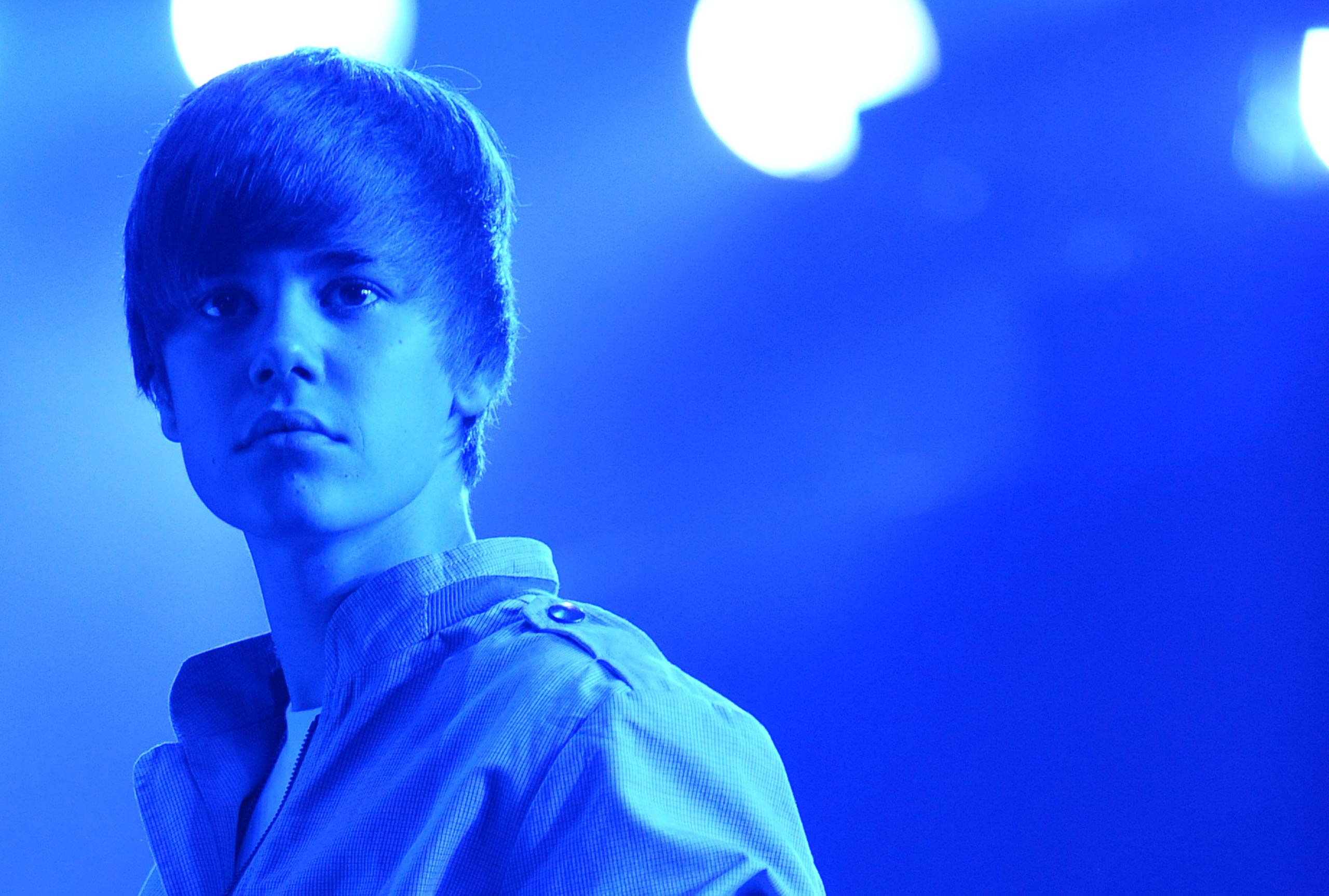 Justin Bieber performs at 102.7 KIIS-FM's Wango Tango 2010 show, held at the Staples Center in Los Angeles, Calif. in 2010.