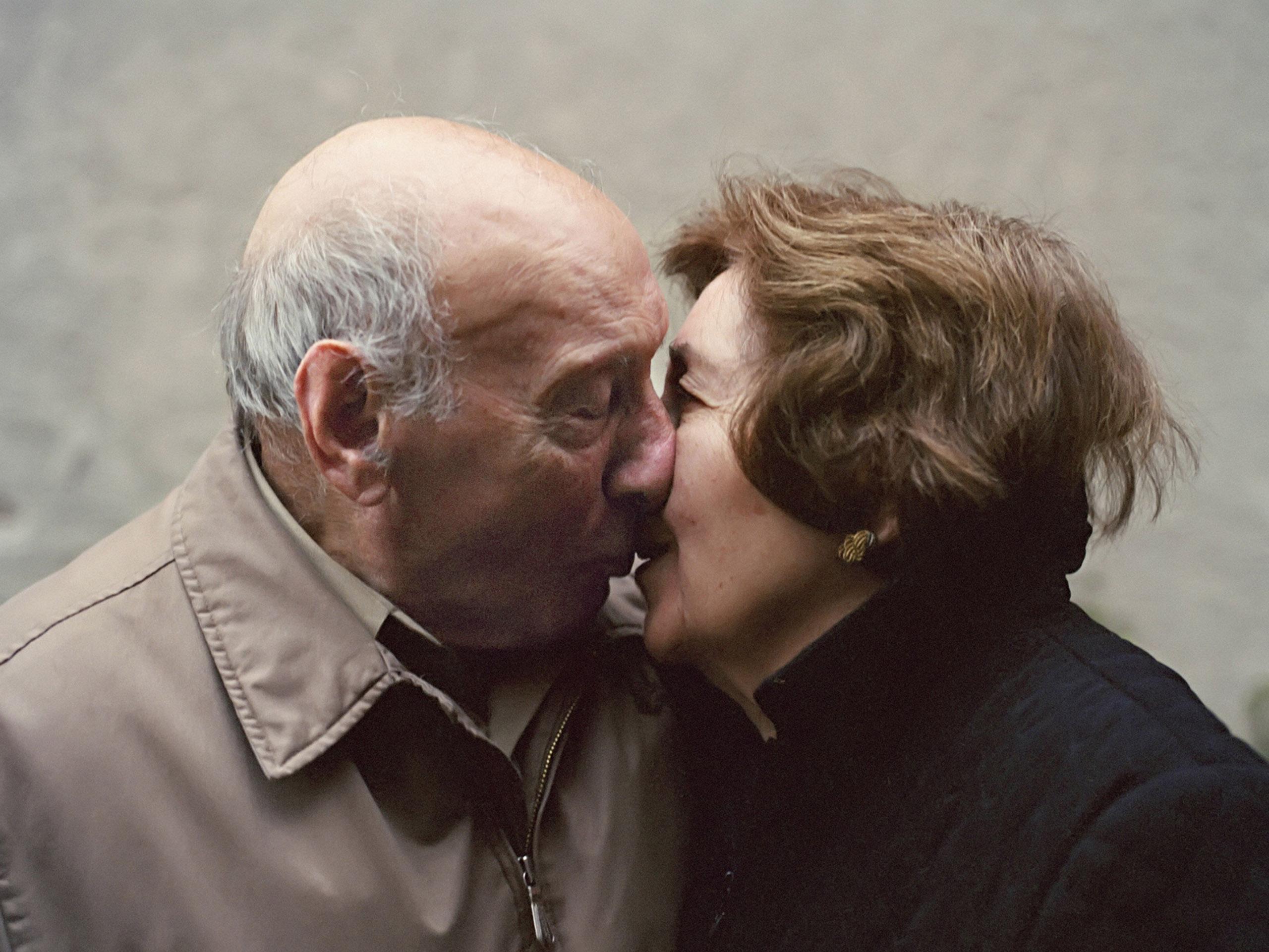 Gino and Angie Terranova, married 67 years