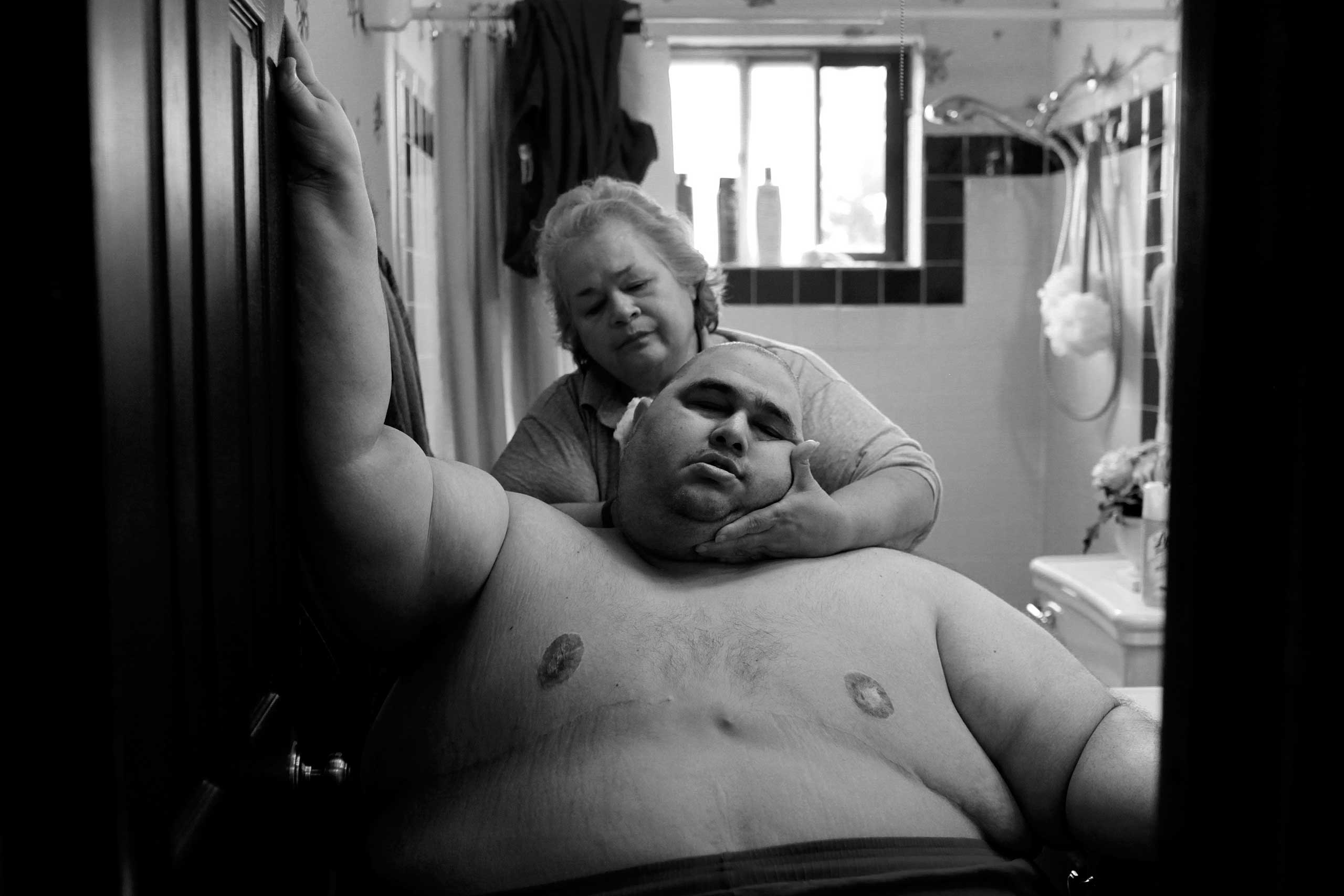 Nominated in the Contemporary Issues category. Lisa Krantz's work on obesity in America.