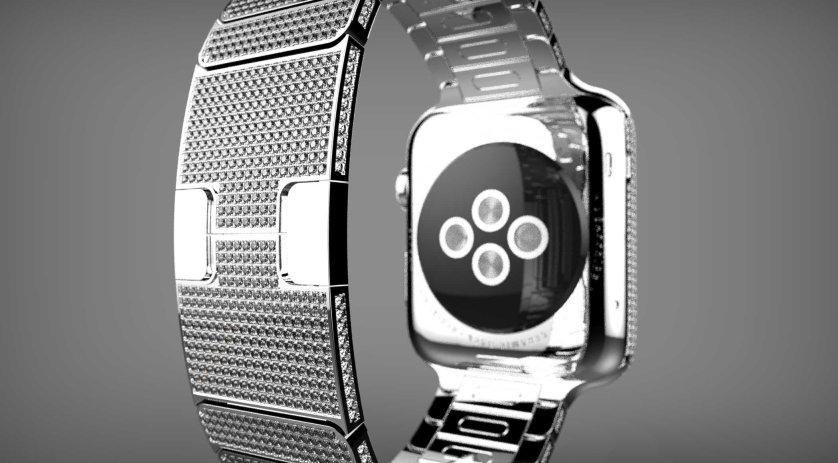 $70,000 Lux Watch Omni Platinum