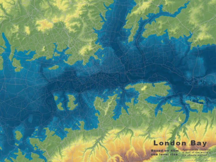 London Bay Map
