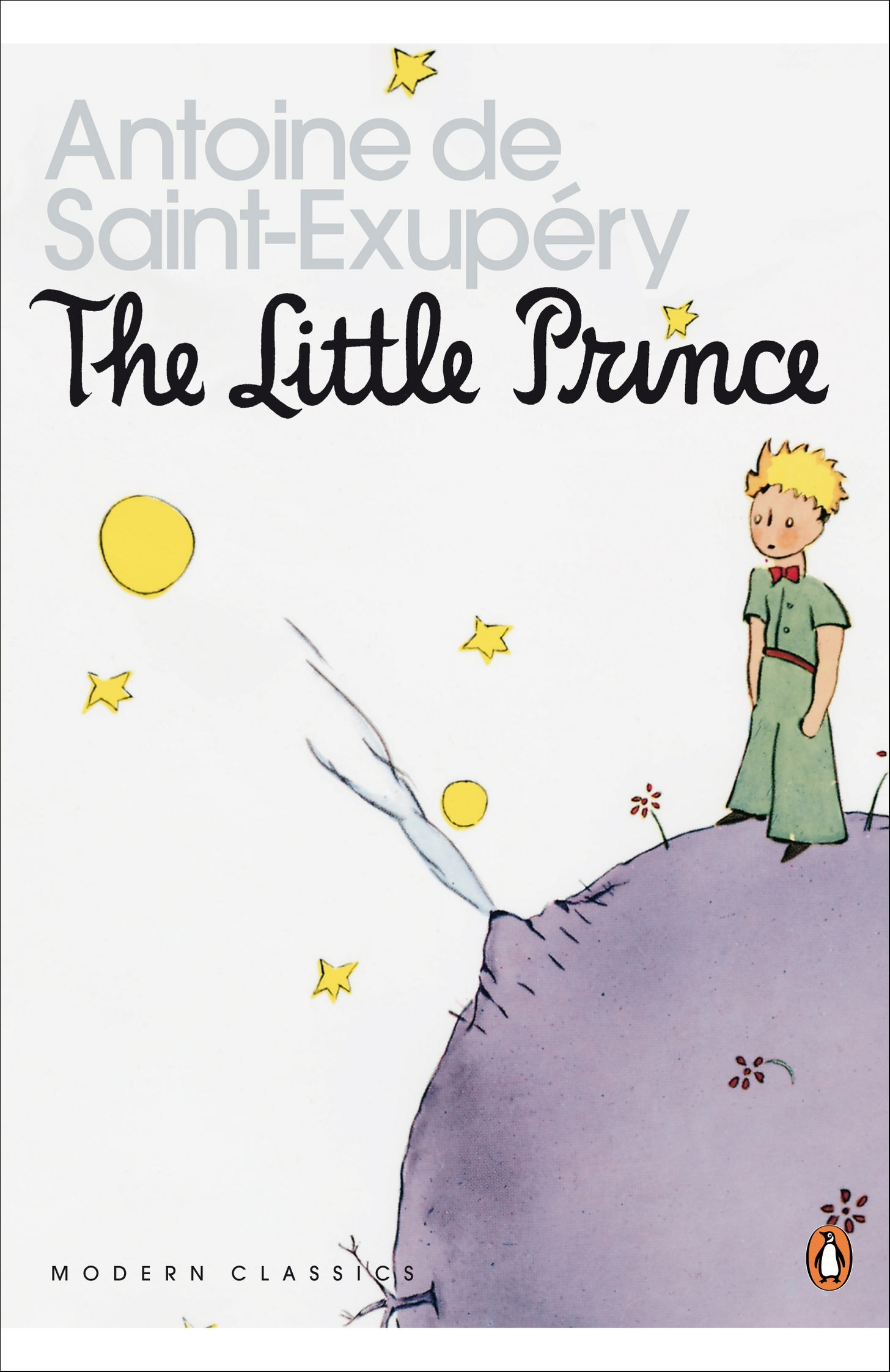 The Little Prince                               By Antoine de Saint-Exupéry, 96 pages. A boy from a mysterious planet teaches a pilot stranded in the desert about love, imagination and the tragedy of adulthood.