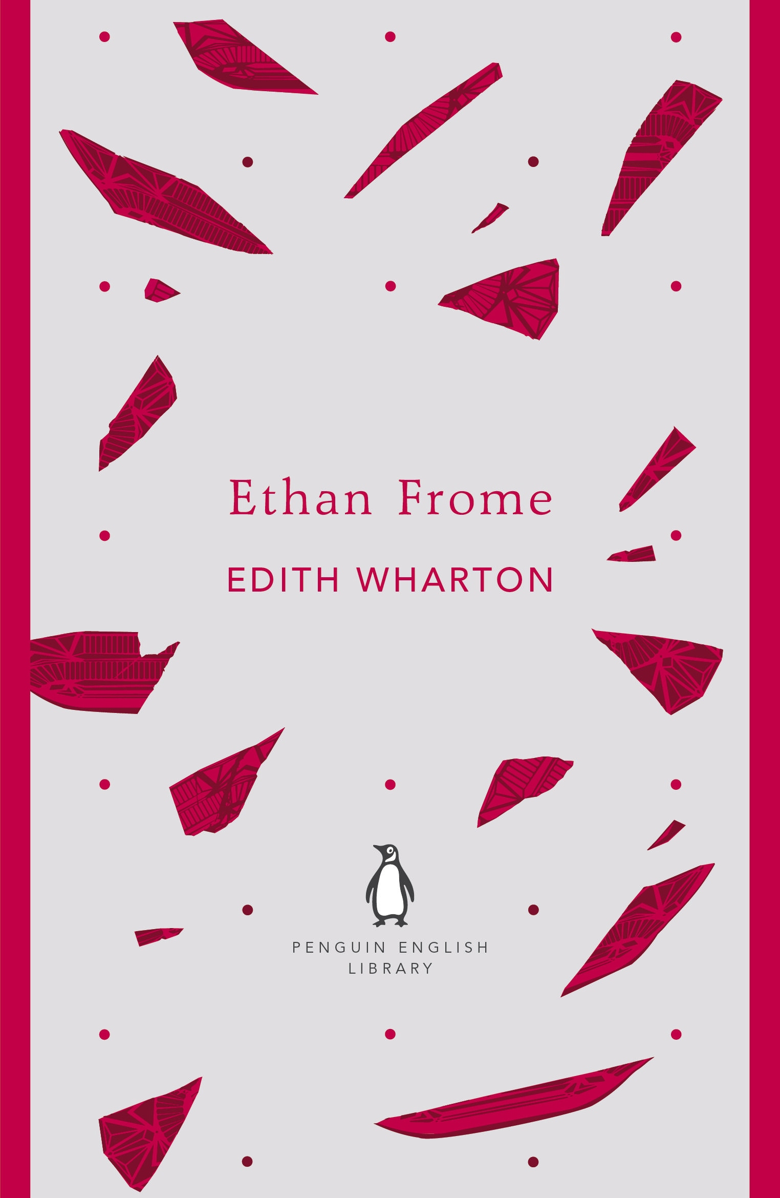 Ethan Frome                               By Edith Wharton, 77 pages. The title character of Wharton's novella gets caught in a love triangle between his wife and her cousin. The resolution, as any high school English student can tell you, is tragic.