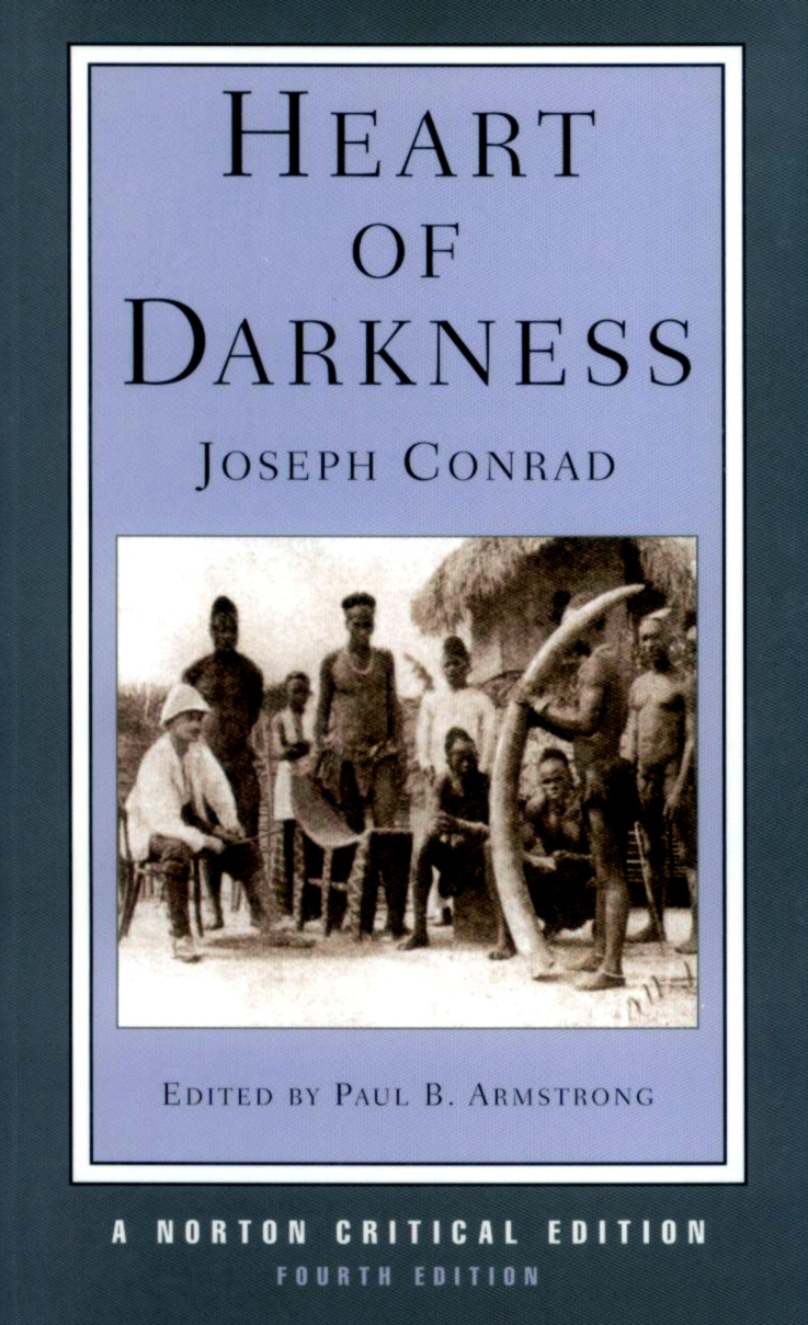 """<i><a href=""""http://www.amazon.com/dp/0486264645/?tag=timecom-20"""" target=""""_blank"""">Heart of Darkness</a></i>                                   By Joseph Conrad, 72 pages. Protagonist Marlow, working for an ivory-trading company, travels up the Congo River in search of renegade Kurtz in this story that probes the truth about civilization."""