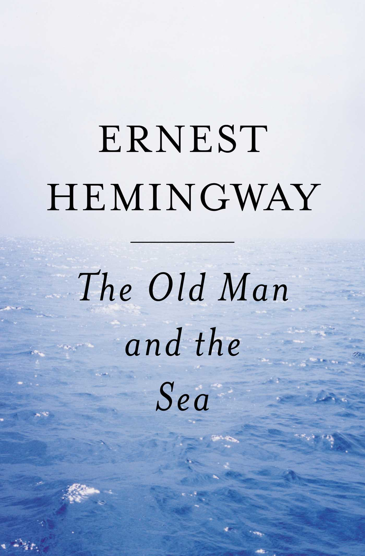 The Old Man and the Sea                               By Ernest Hemingway, 96 pages. Hemingway's Pulitzer Prize-winning novella follows fisherman Santiago as he battles alone against an enormous marlin.
