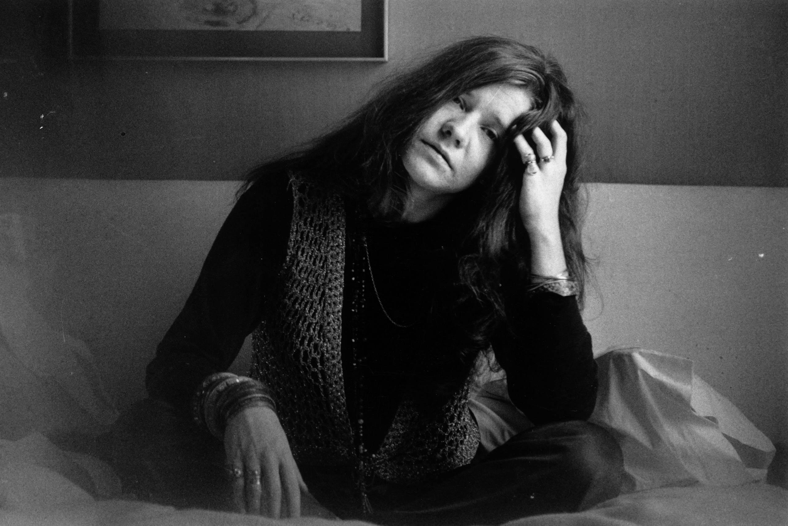 <strong>Janis Joplin</strong>