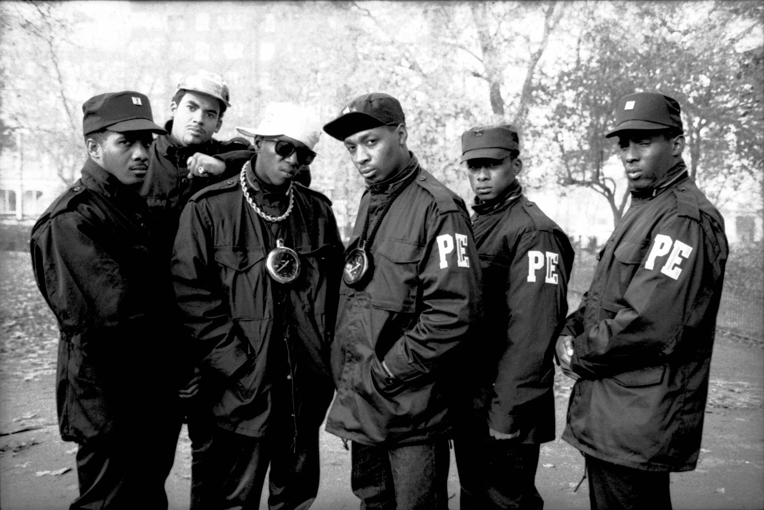 <strong>Public Enemy</strong>