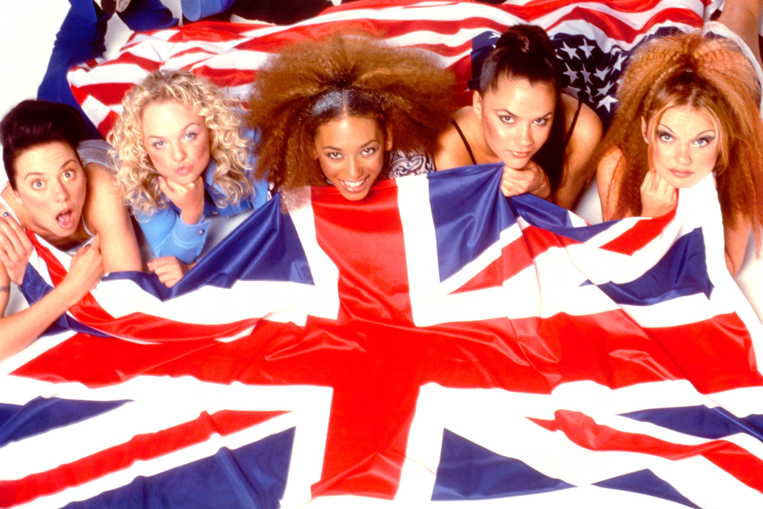<strong>Spice Girls</strong>