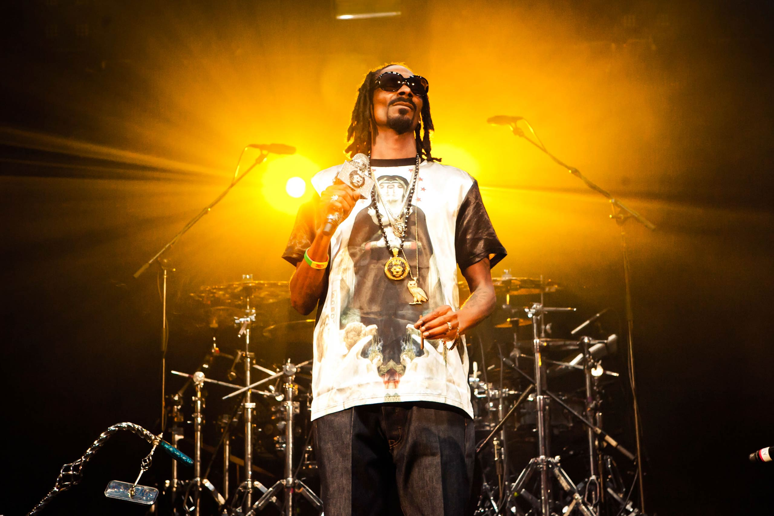<strong>Snoop Dogg</strong>
