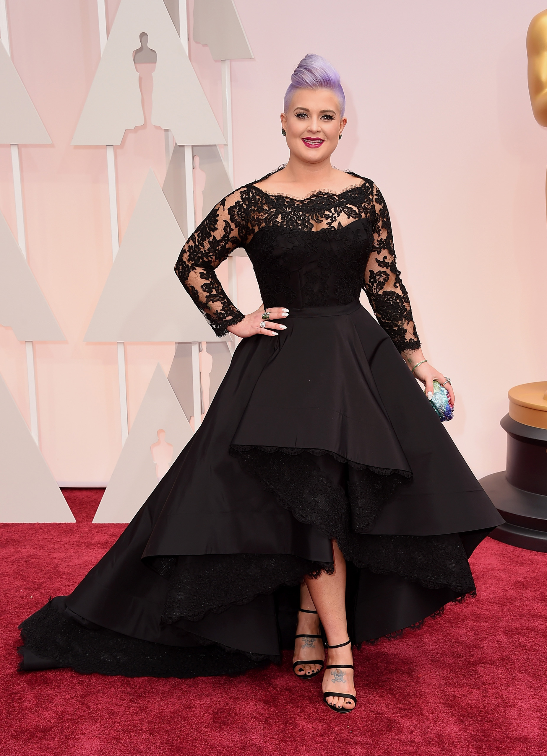 Kelly Osbourne attends the 87th Annual Academy Awards on Feb. 22, 2015 in Hollywood, Calif.