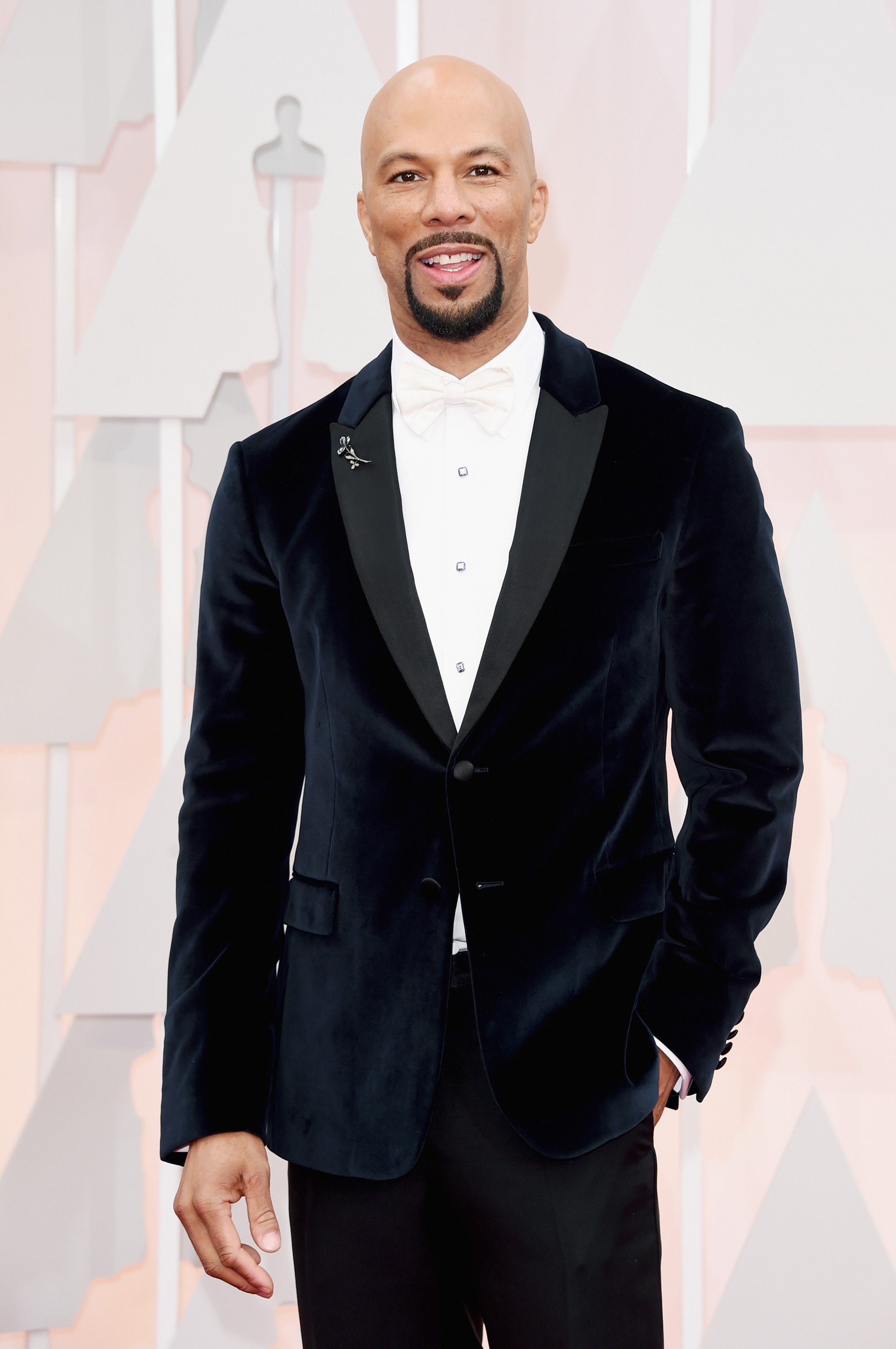 Common attends the 87th Annual Academy Awards on Feb. 22, 2015 in Hollywood, Calif.