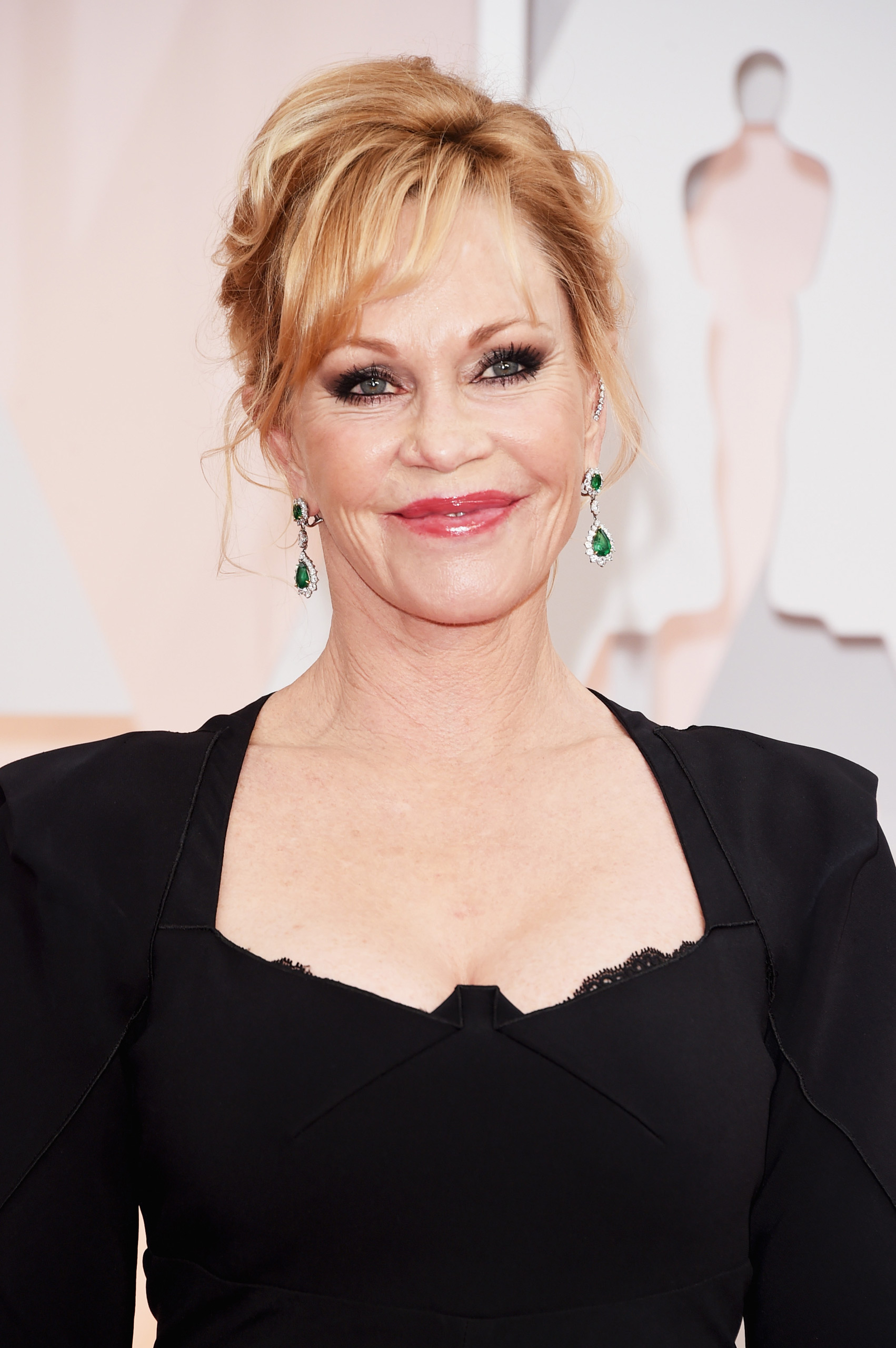 Melanie Griffith attends the 87th Annual Academy Awards on Feb. 22, 2015 in Hollywood, Calif.