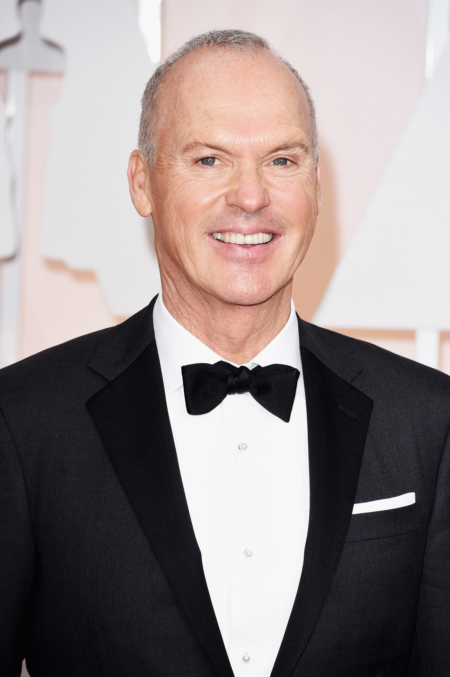 Michael Keaton attends the 87th Annual Academy Awards on Feb. 22, 2015 in Hollywood, Calif.