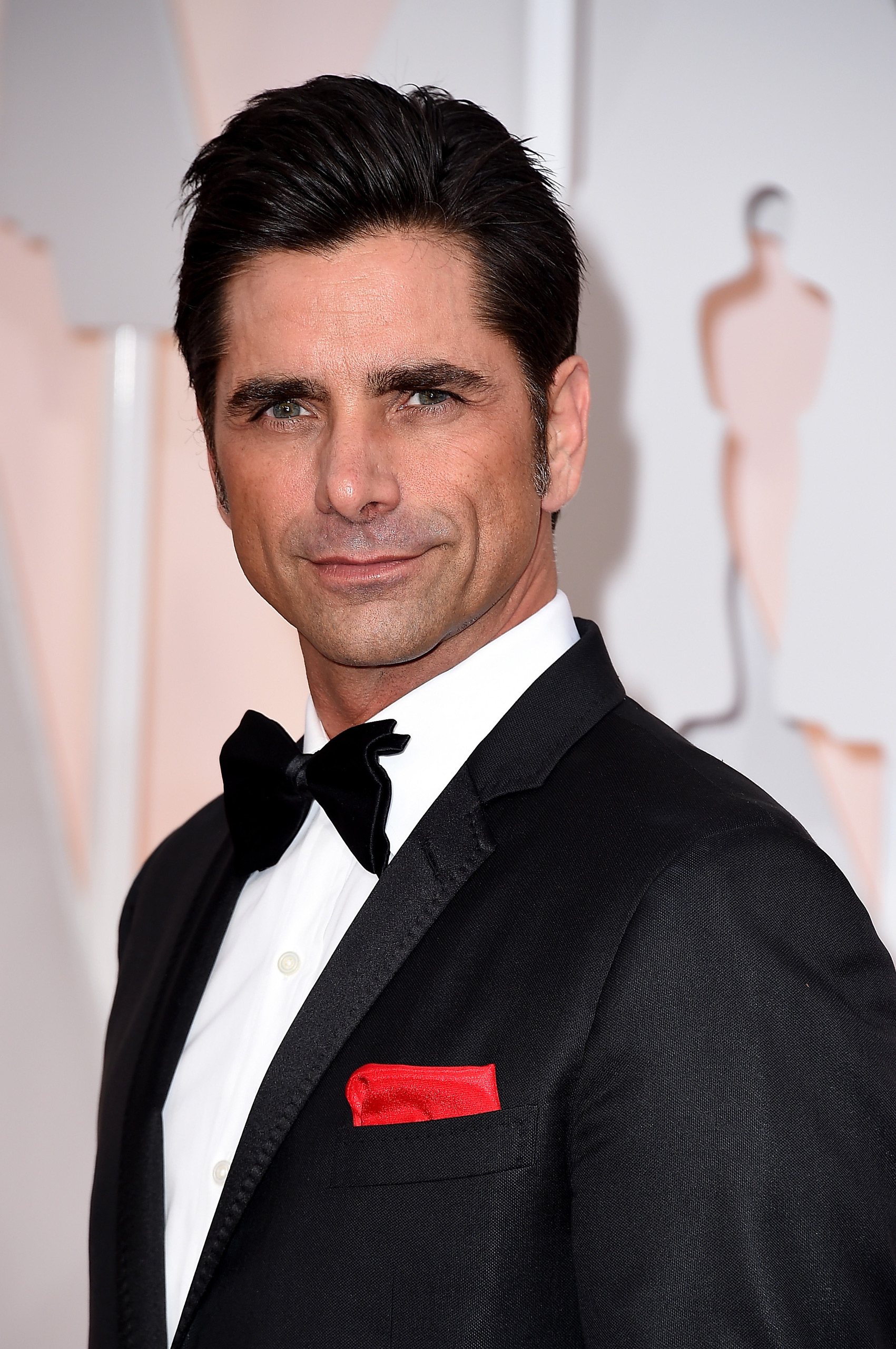 John Stamos attends the 87th Annual Academy Awards on Feb. 22, 2015 in Hollywood, Calif.