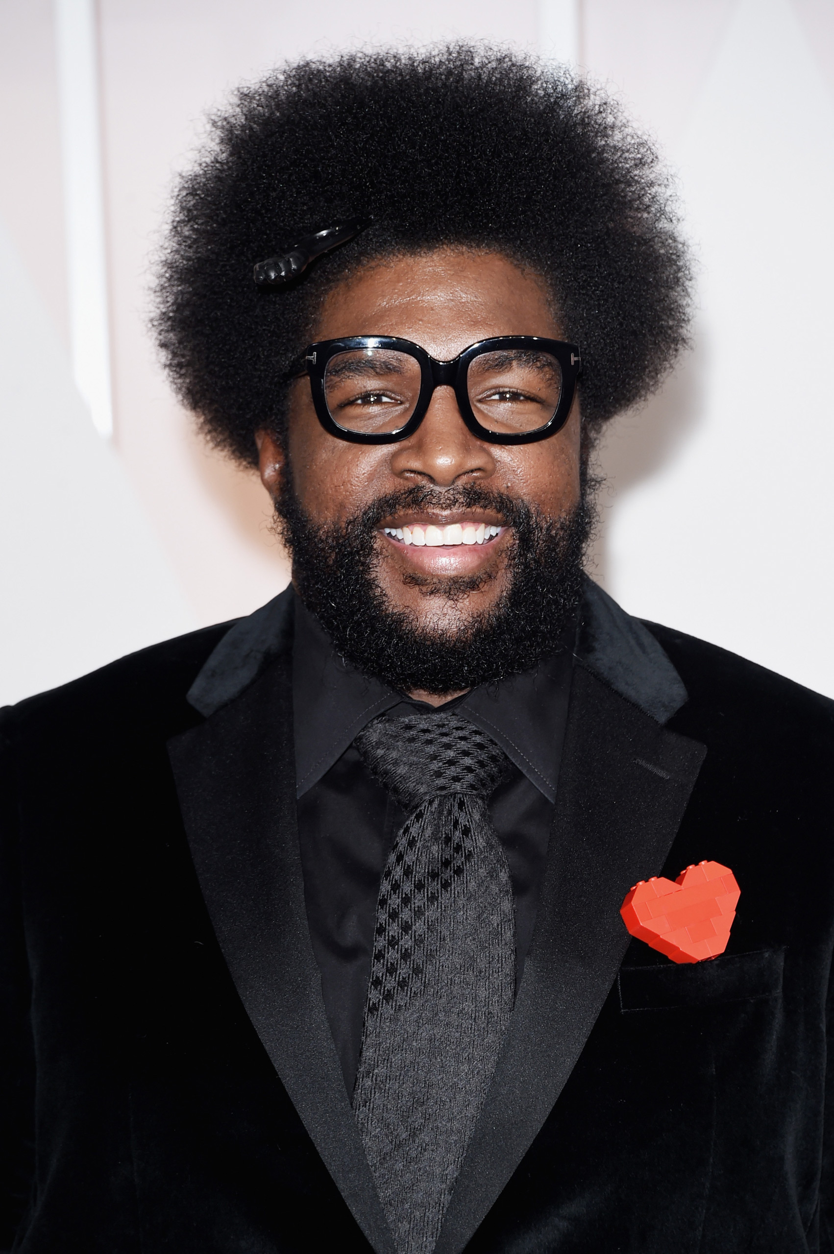 Questlove attends the 87th Annual Academy Awards on Feb. 22, 2015 in Hollywood, Calif.