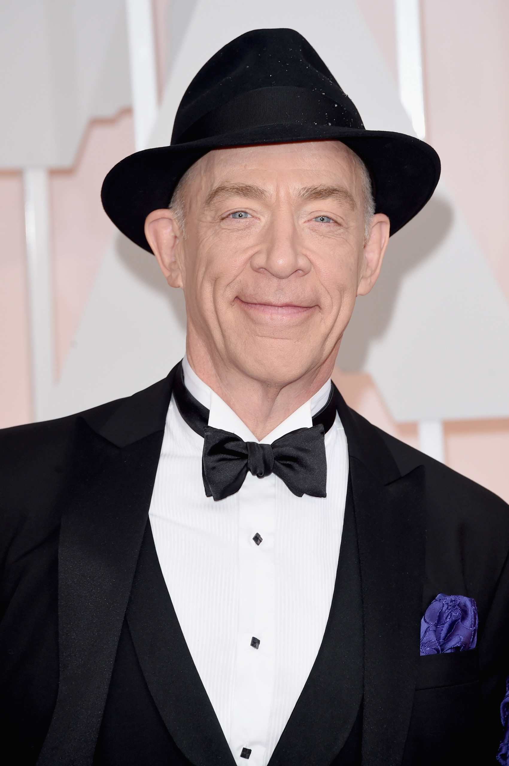 J.K. Simmons attends the 87th Annual Academy Awards on Feb. 22, 2015 in Hollywood, Calif.