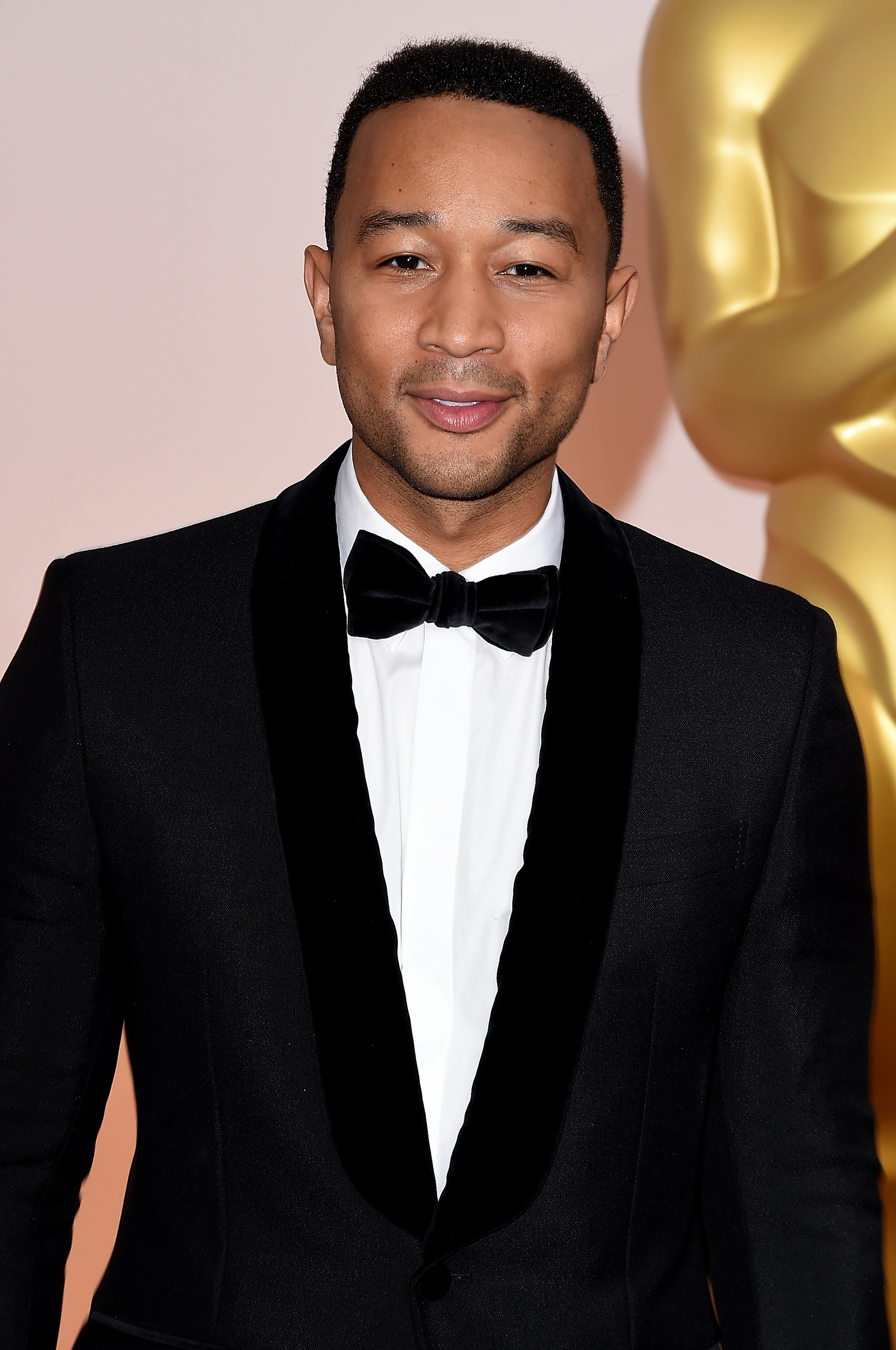 John Legend attends the 87th Annual Academy Awards on Feb. 22, 2015 in Hollywood, Calif.