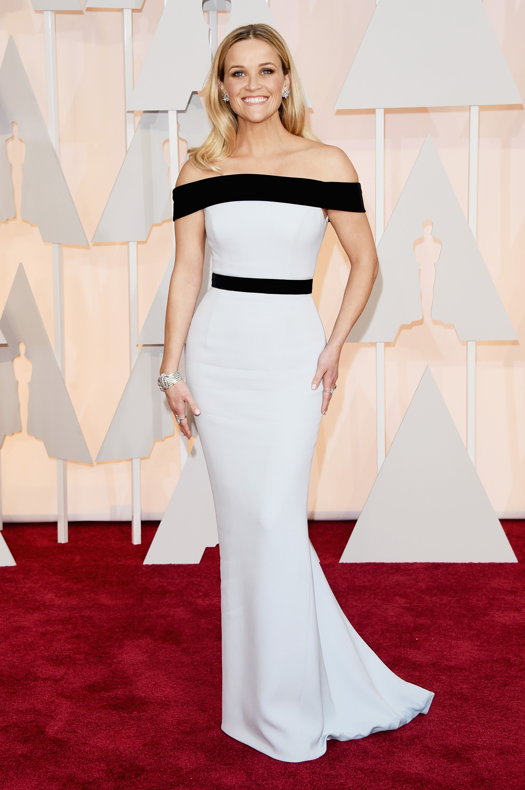 Reese Witherspoon attends the 87th Annual Academy Awards on Feb. 22, 2015 in Hollywood, Calif.