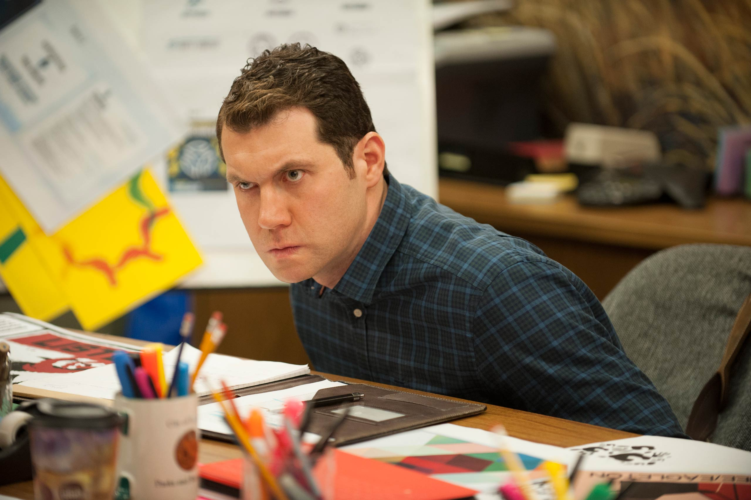 <strong>Billy Eichner as Craig</strong>