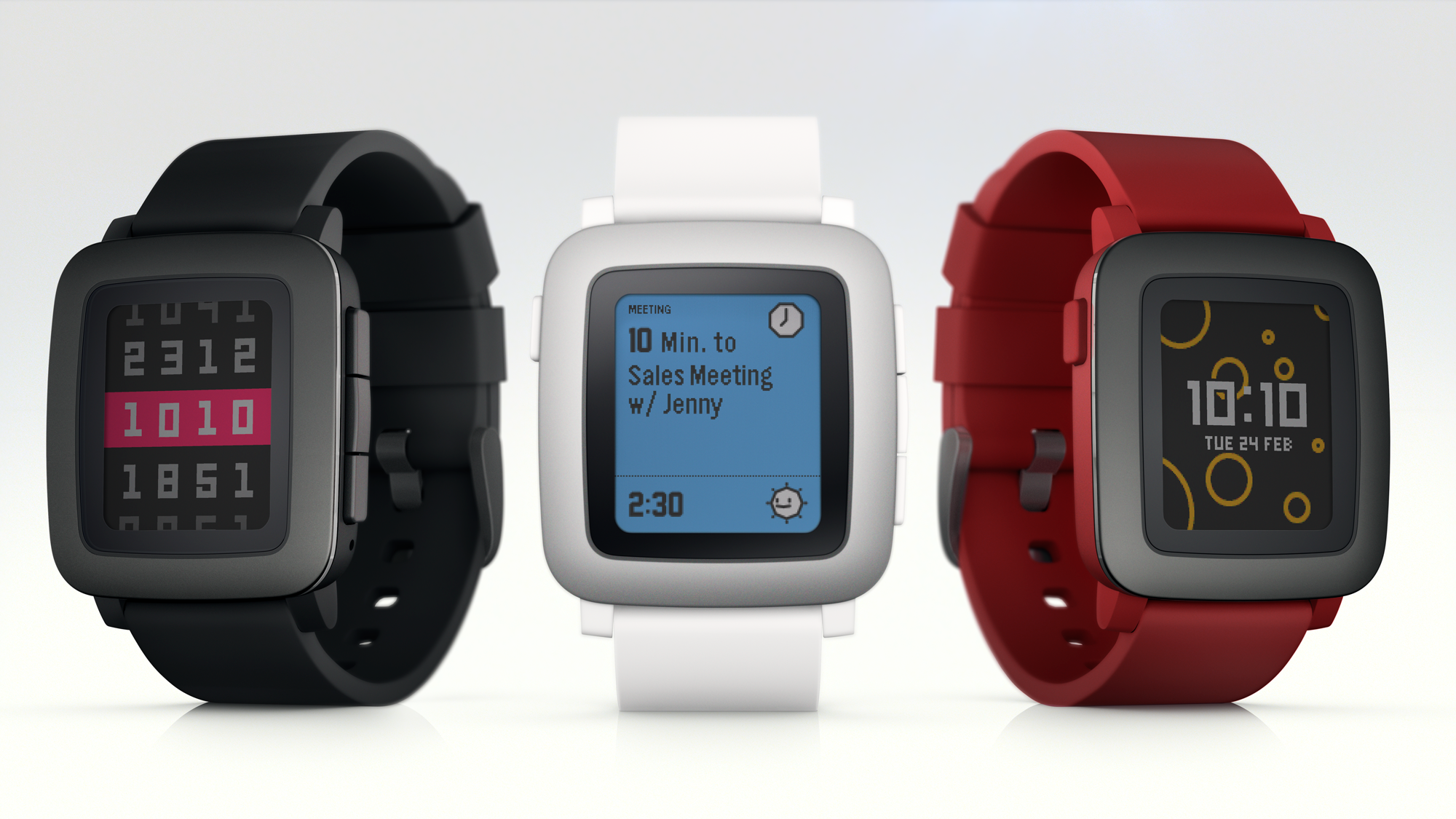 Why the Pebble Time Is More Important Than the Apple Watch | Time