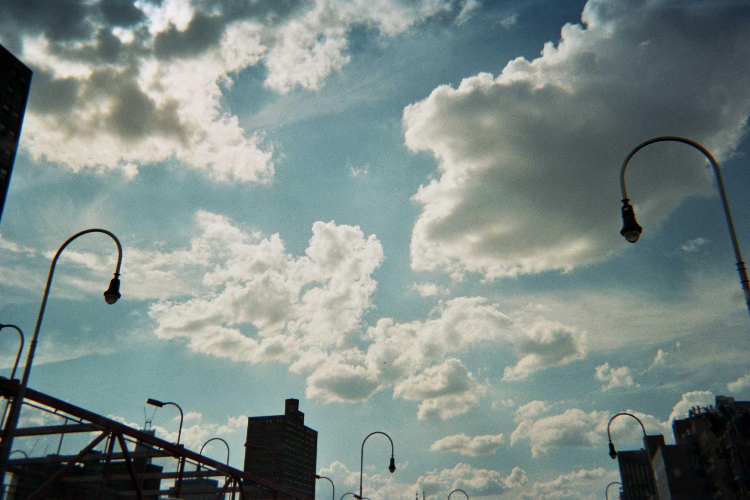 Cloud formations. Im pending rains.