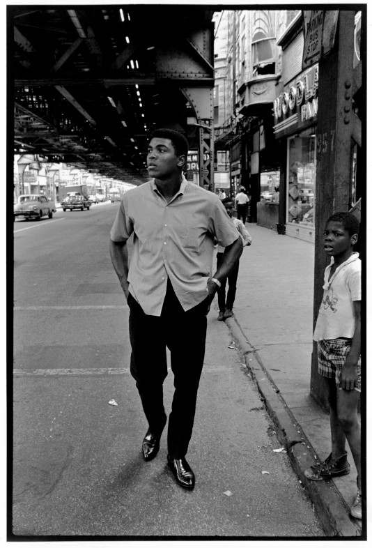 Ali in Chicago, 1966                                                              Richard Stengel:  Muhammad Ali was one of the great inventors of the 20th century. He invented a new way to box ( float like a butterfly, sting like a bee ), he invented a new way for athletes and celebrities to talk about themselves (the heck with modesty:  I am the greatest ), and he essentially invented the modern way for public figures to have a social cause for which they made a true sacrifice (Ali's conscientious-objector status during the Vietnam War took him out of the ring for nearly three years in his prime). So much of the world we live in was pioneered by Muhammad Ali.                                Richard Stengel is the managing editor of TIME magazine.