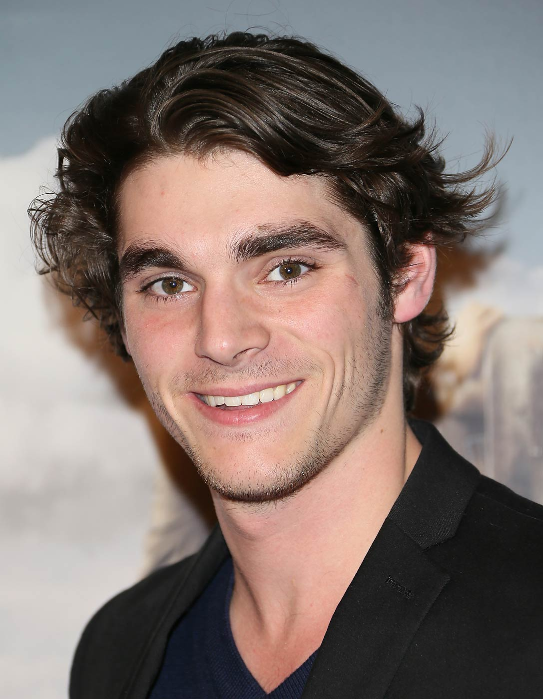 RJ Mitte attends the Better Call Saul Los Angeles Series Premiere Screening held at Regal Cinemas L.A. Live on Jan. 29, 2015 in Los Angeles, Calif.