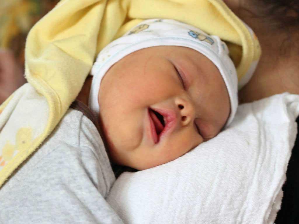 Samuel Forrest's son Leo