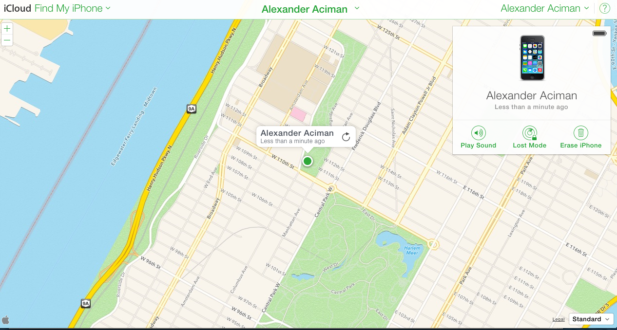 Lost Your iPhone? Here's How to Find It
