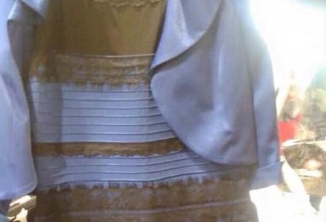Here Is Proof That Thedress Is Black And Blue Time