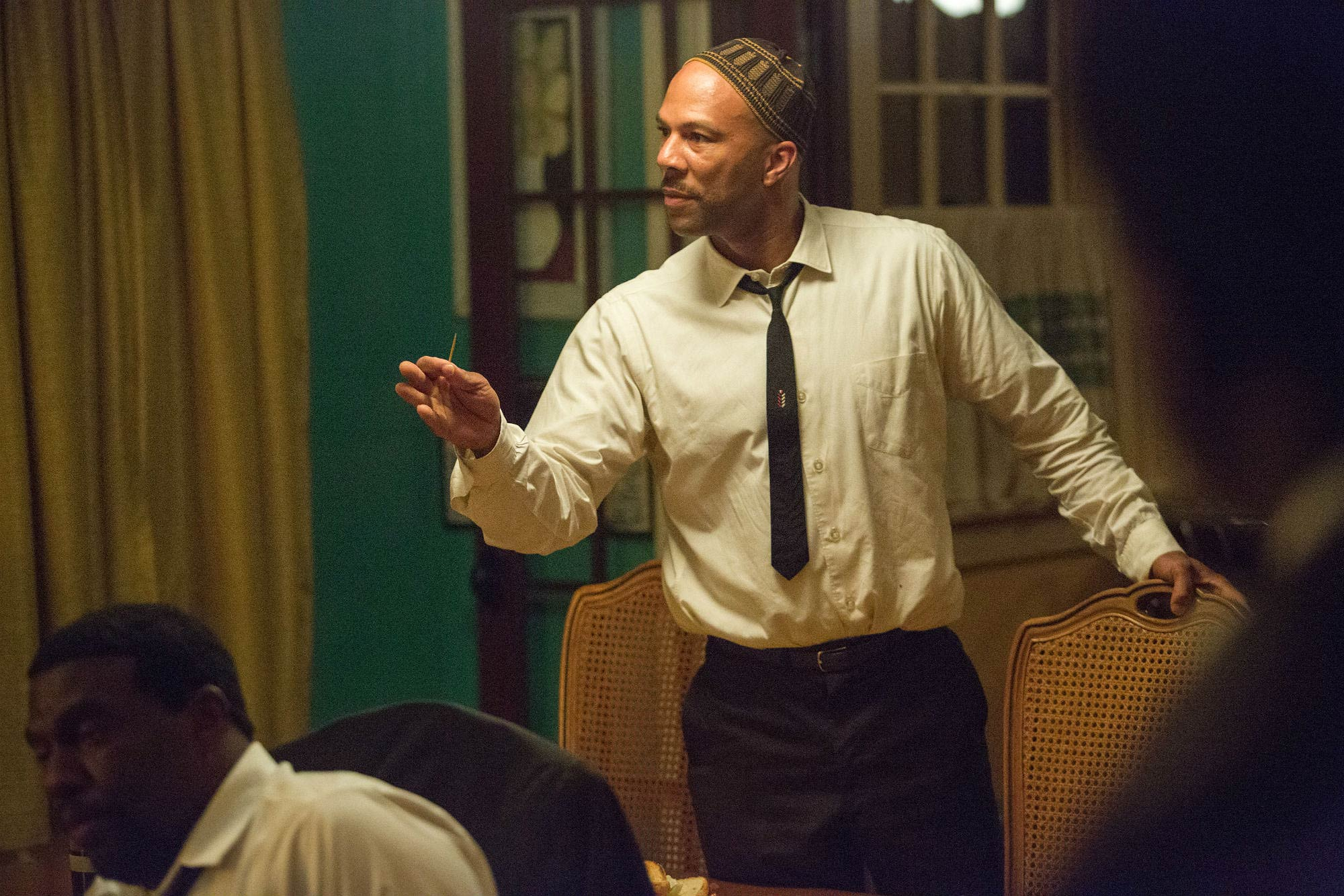 Common as James Bevel in Selma