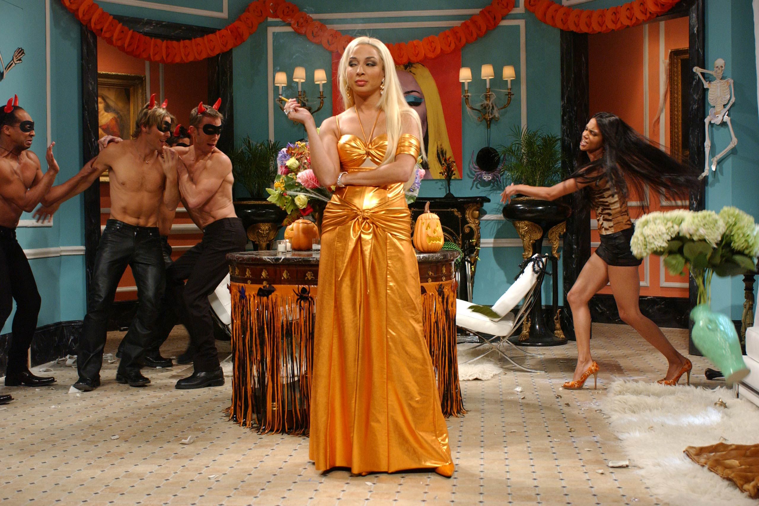 Maya Rudolph as Donatella Versace