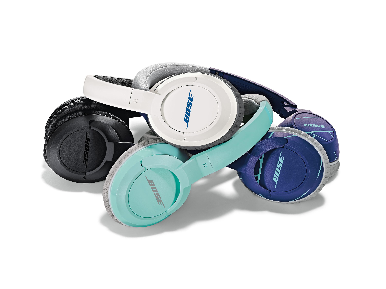 SoundTrue™ On-Ear Headphones