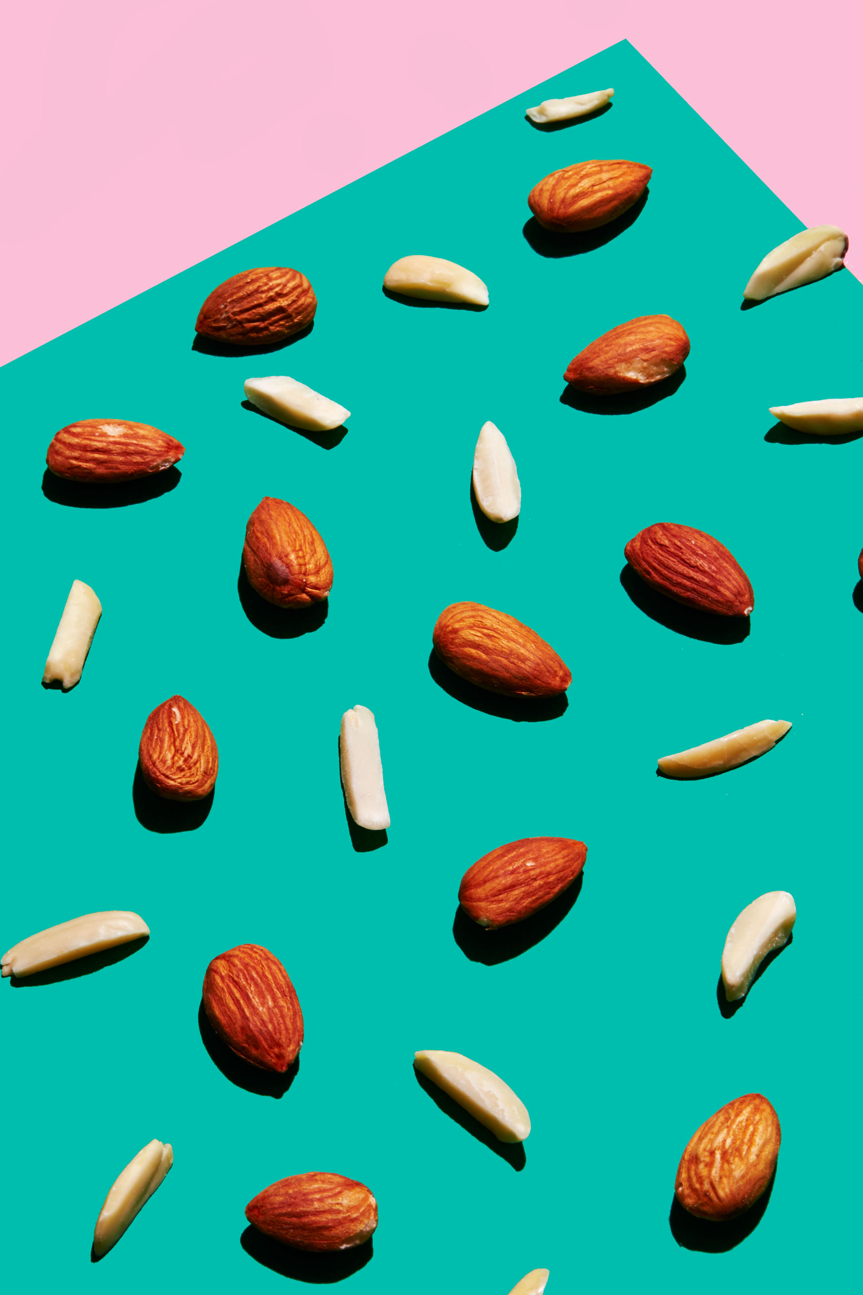 healthiest foods, health food, diet, nutrition, time.com stock, almonds, nuts